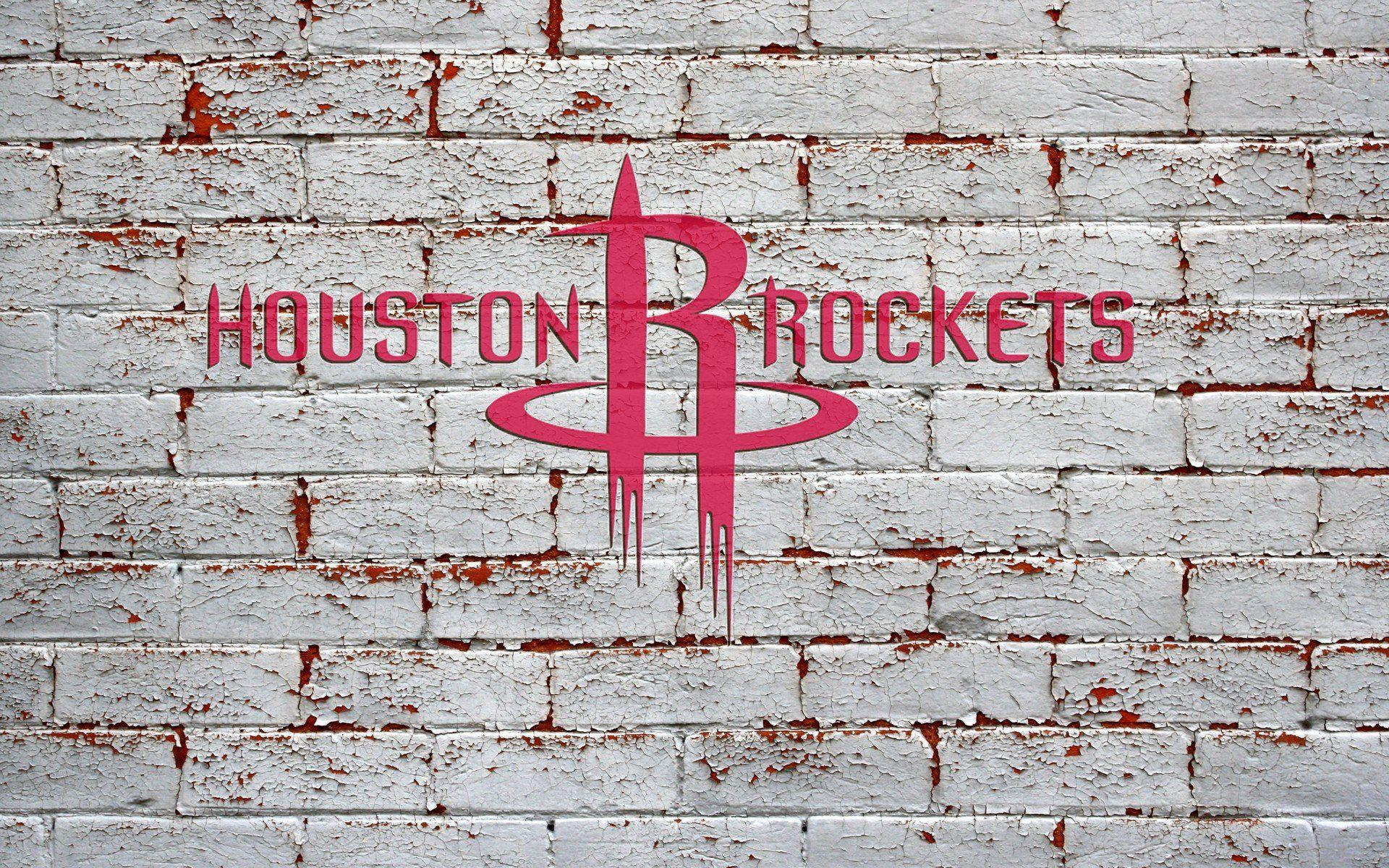 Houston Rockets Logo Wallpapers