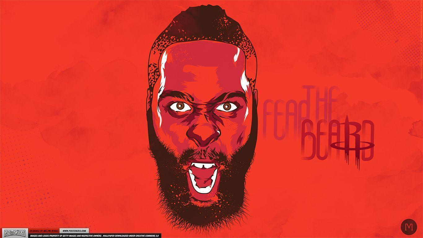 James Harden Houston Rockets Wallpapers
