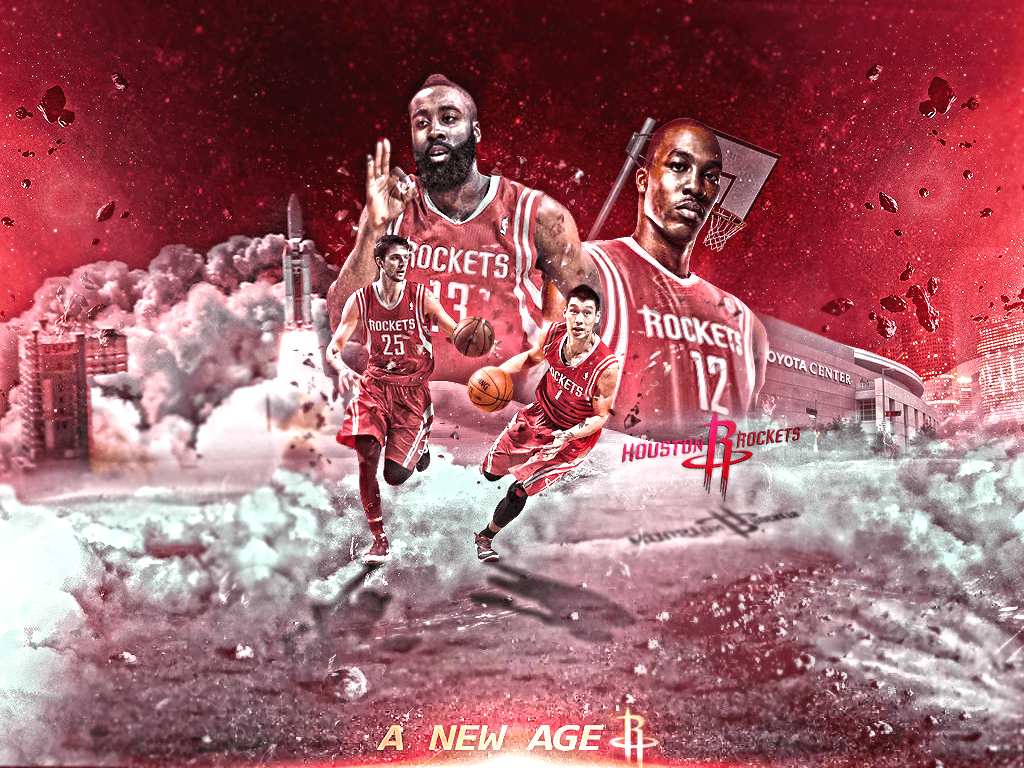 Dwight Howard Houston Rockets Wallpapers : Desktop and mobile