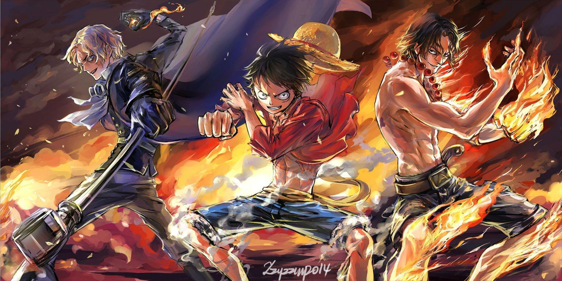 1303 One Piece HD Wallpapers