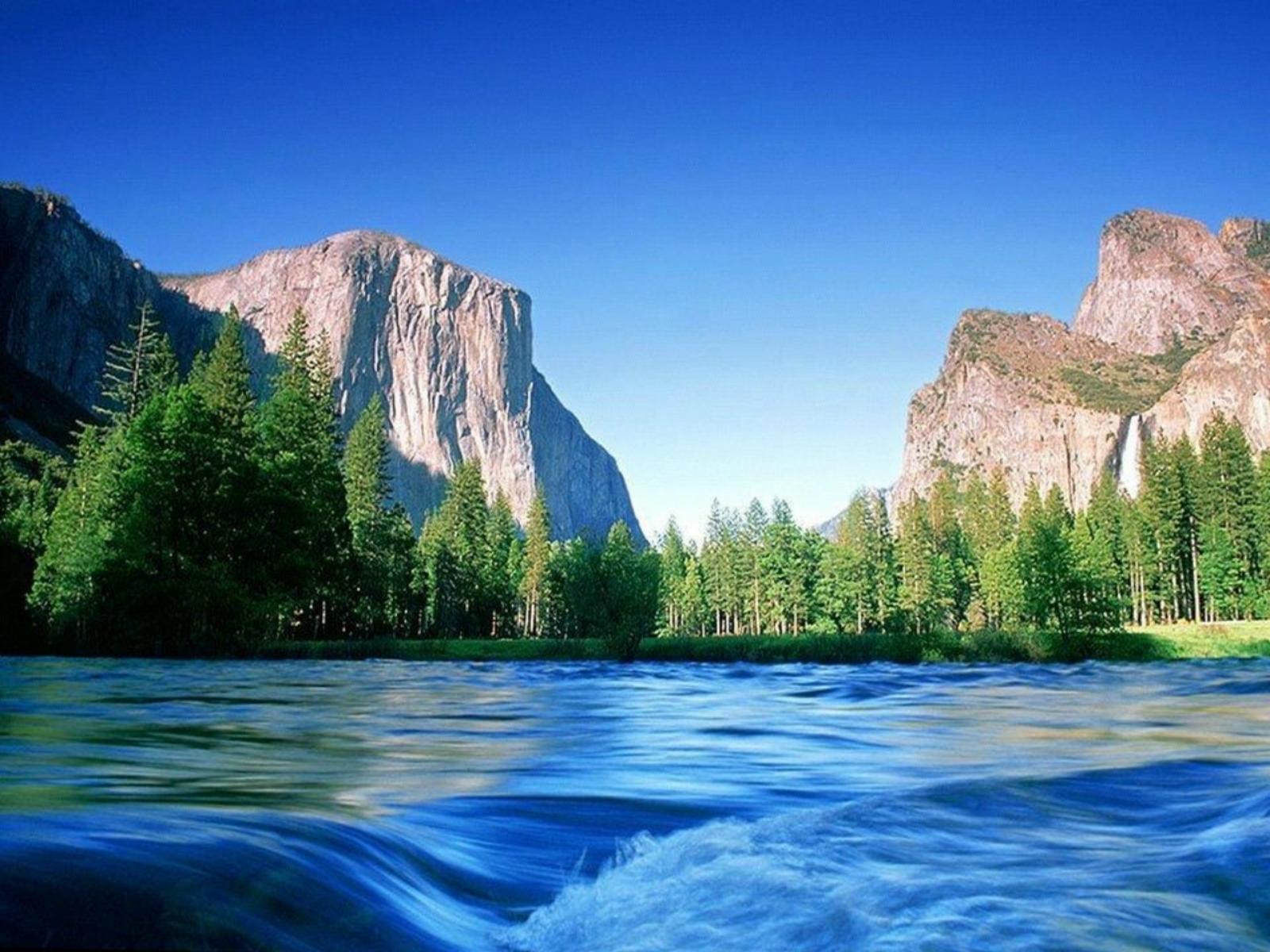 <b>Rivers</b>: Silver Water <b>River</b> Nature <b>Wallpaper Desktop</b> for HD 16:9 ...