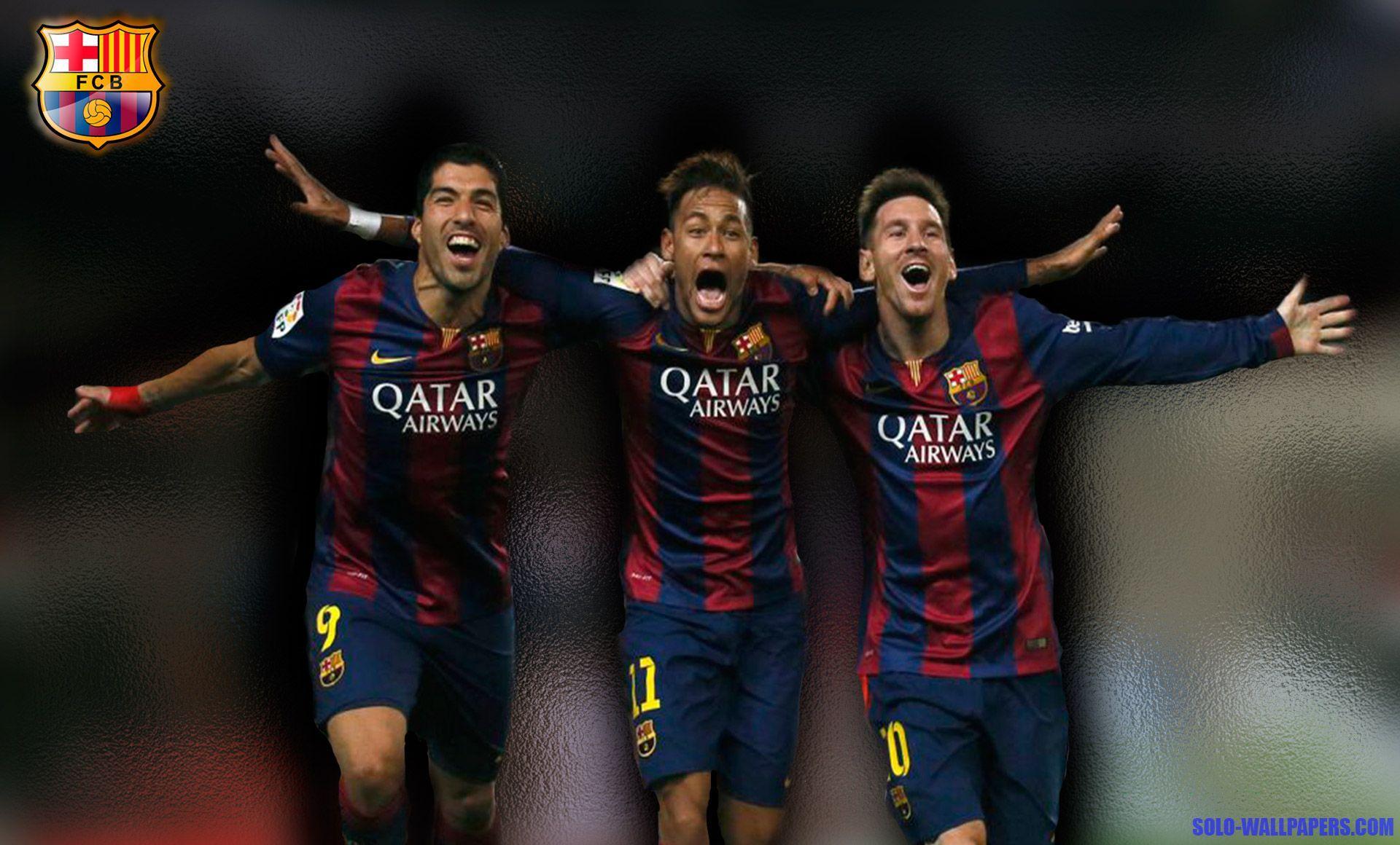 Messi Suarez Neymar Wallpapers Wallpaper Cave
