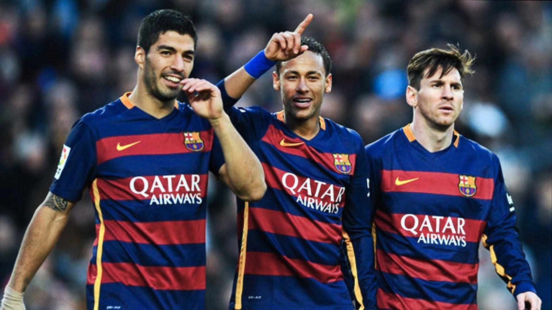 MSN Terror Lionel Messi