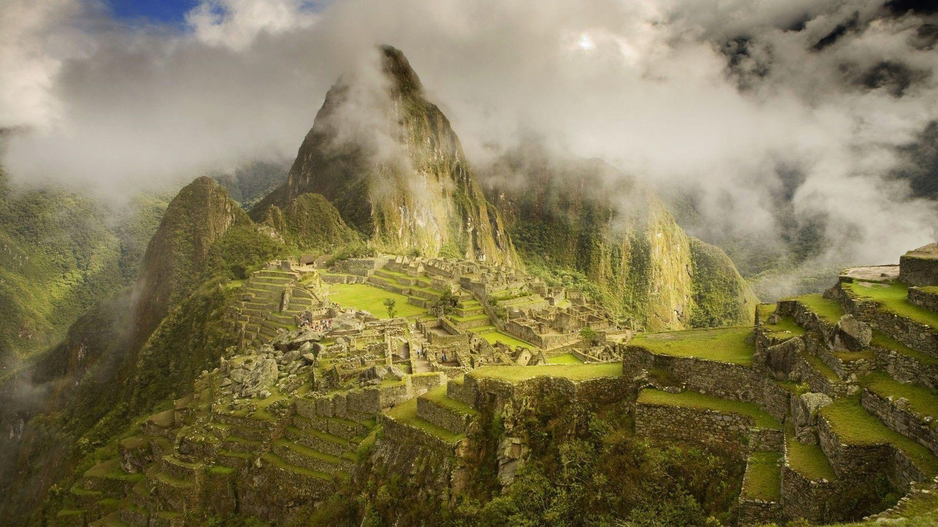 The Peru mountain wallpapers and image