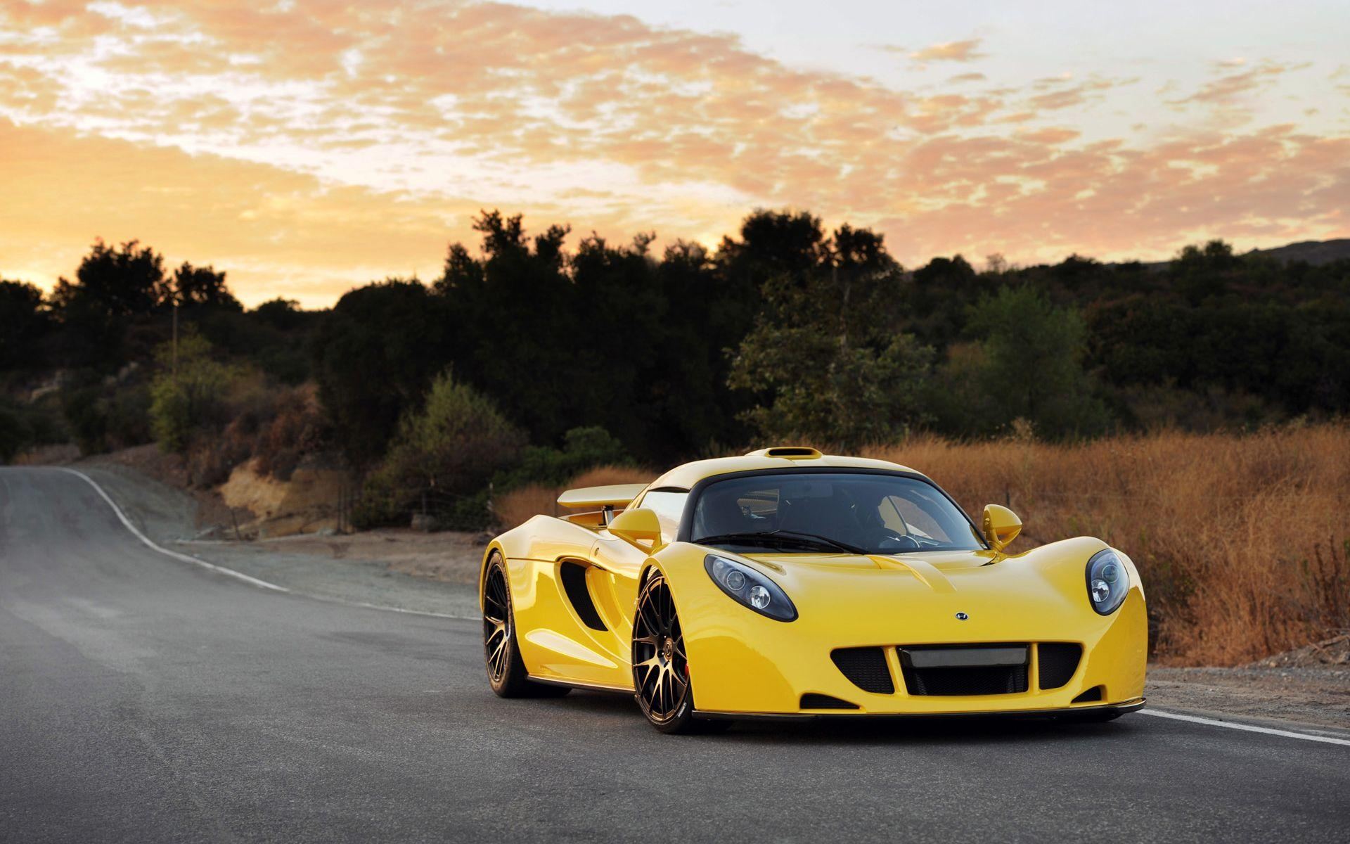 2011 Hennessey Venom GT – Super Cars HD Wallpapers