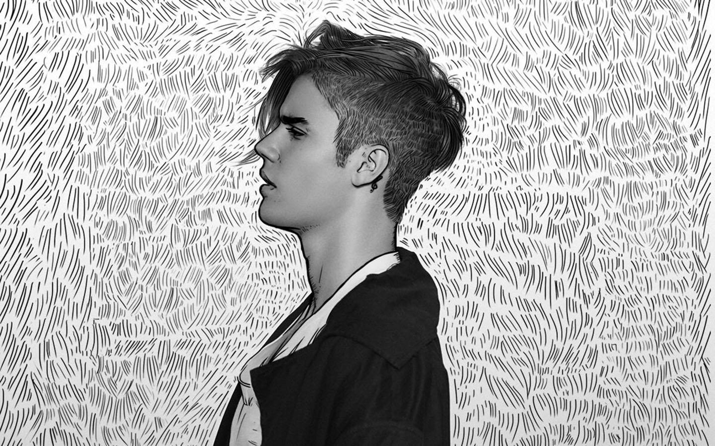 Justin Bieber Backgrounds 4K Download