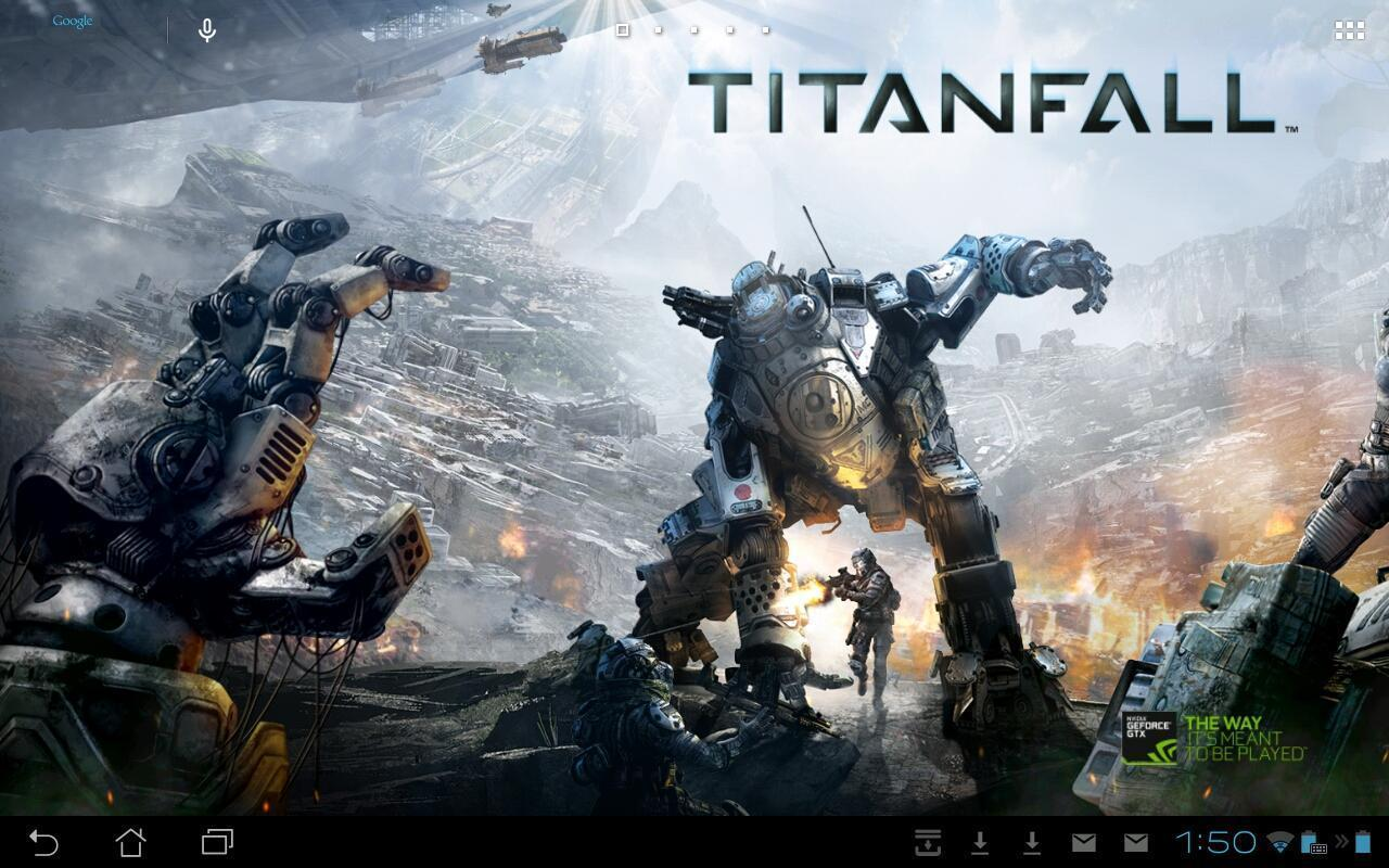 Titanfall Live Wallpapers