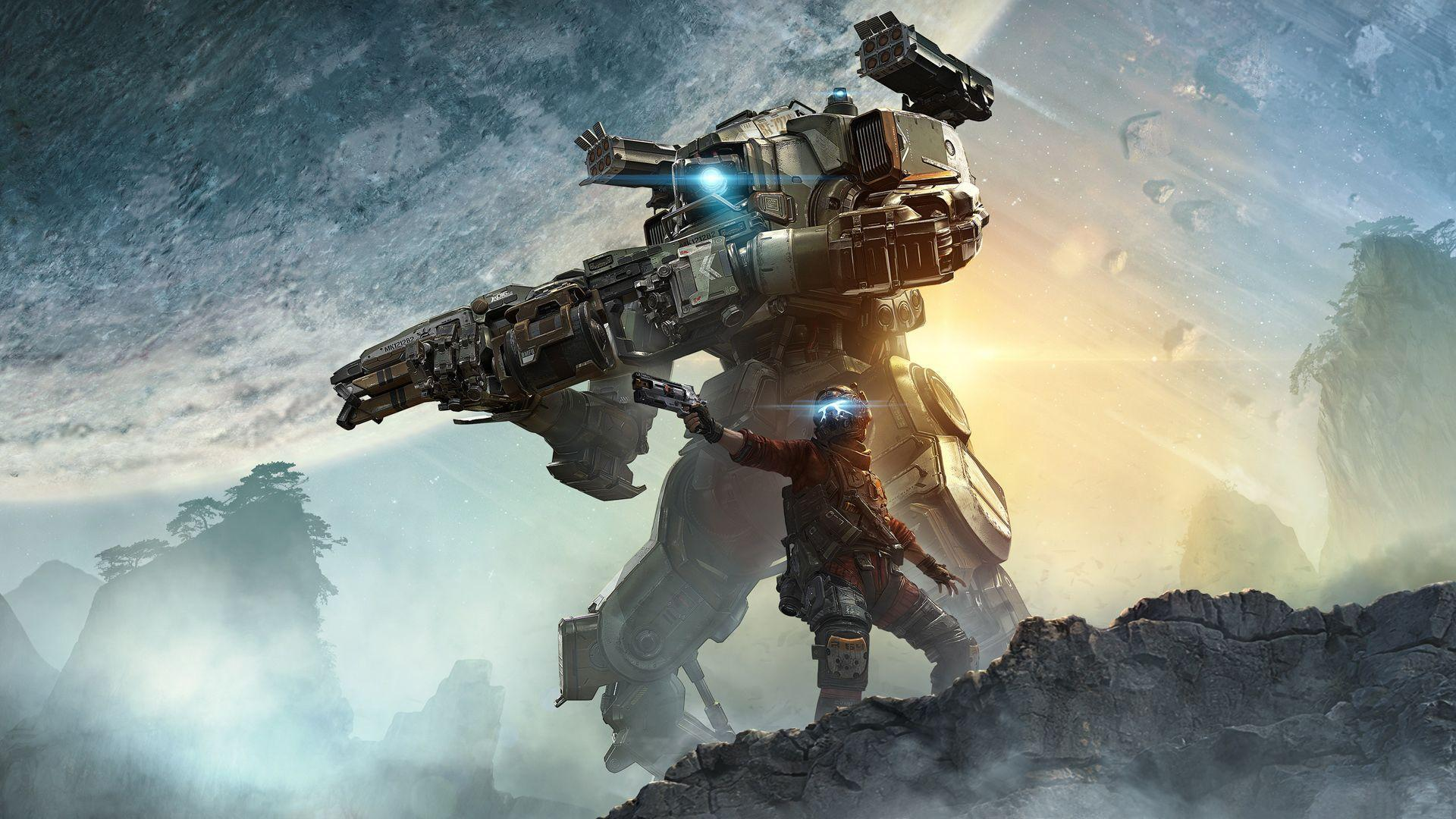 45 Titanfall 2 HD Wallpapers