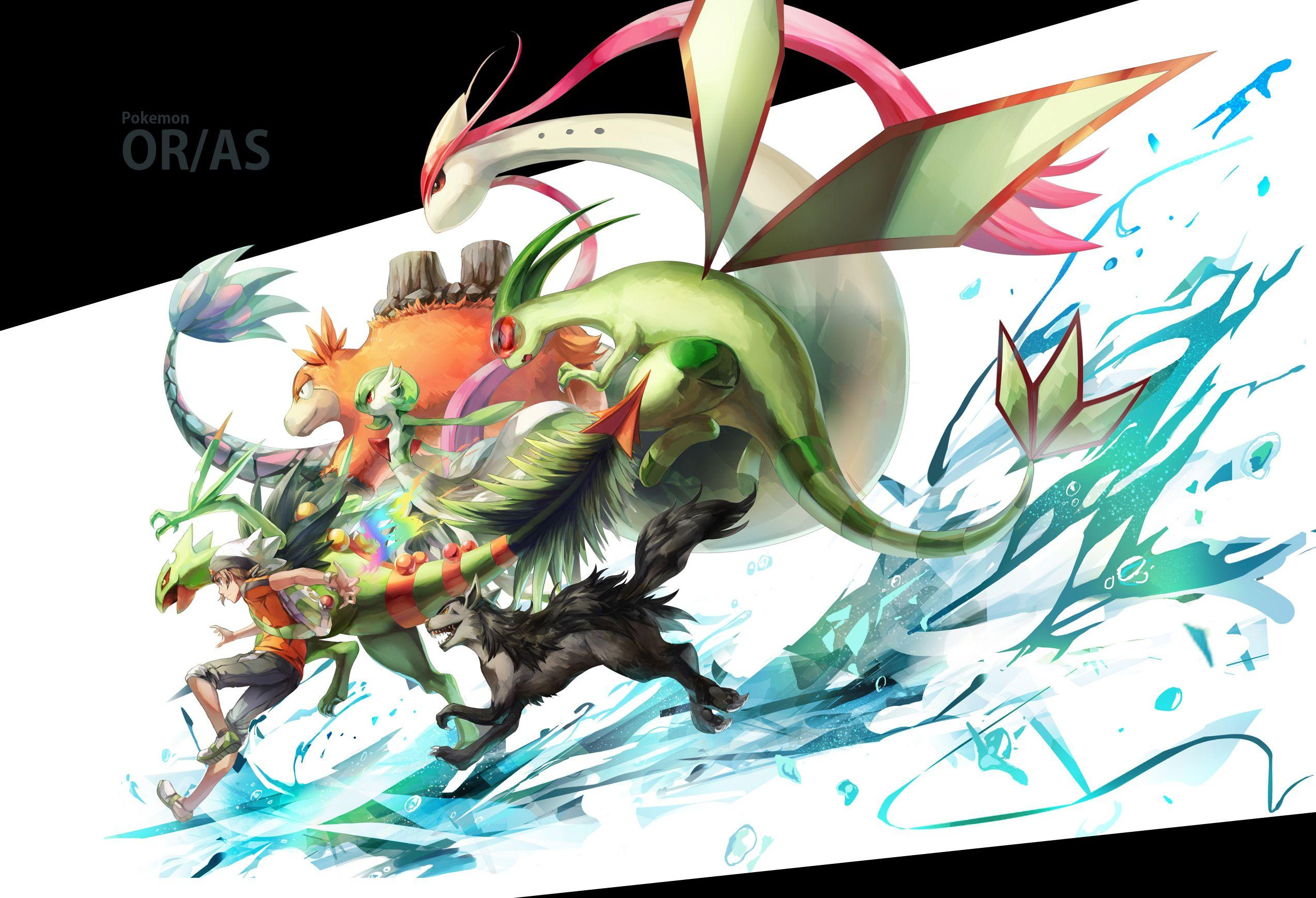 4 Camerupt (Pokémon) HD Wallpapers | Background Images - Wallpaper Abyss