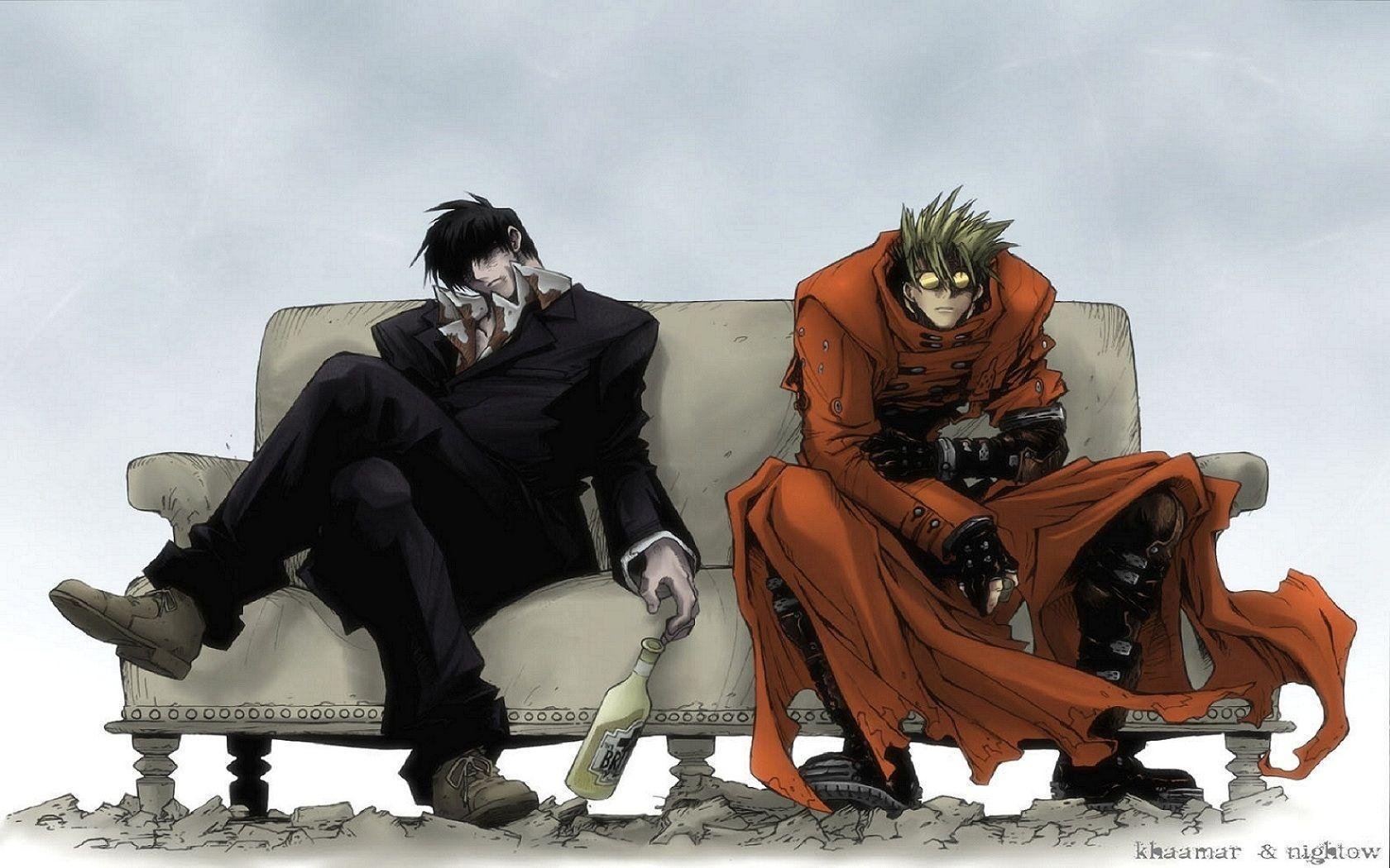 Trigun Wallpaper Hd
