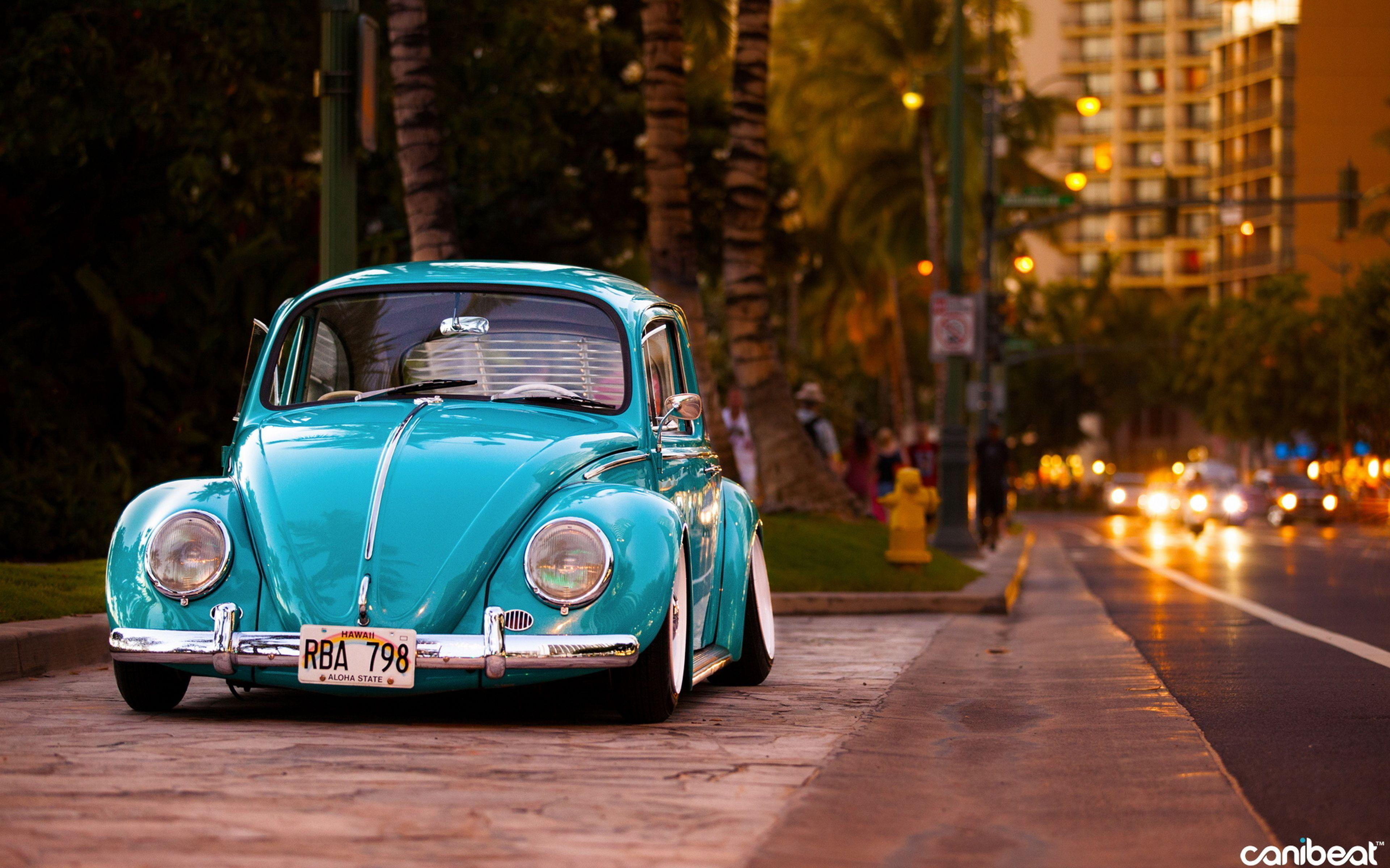 85 Volkswagen Beetle HD Wallpapers