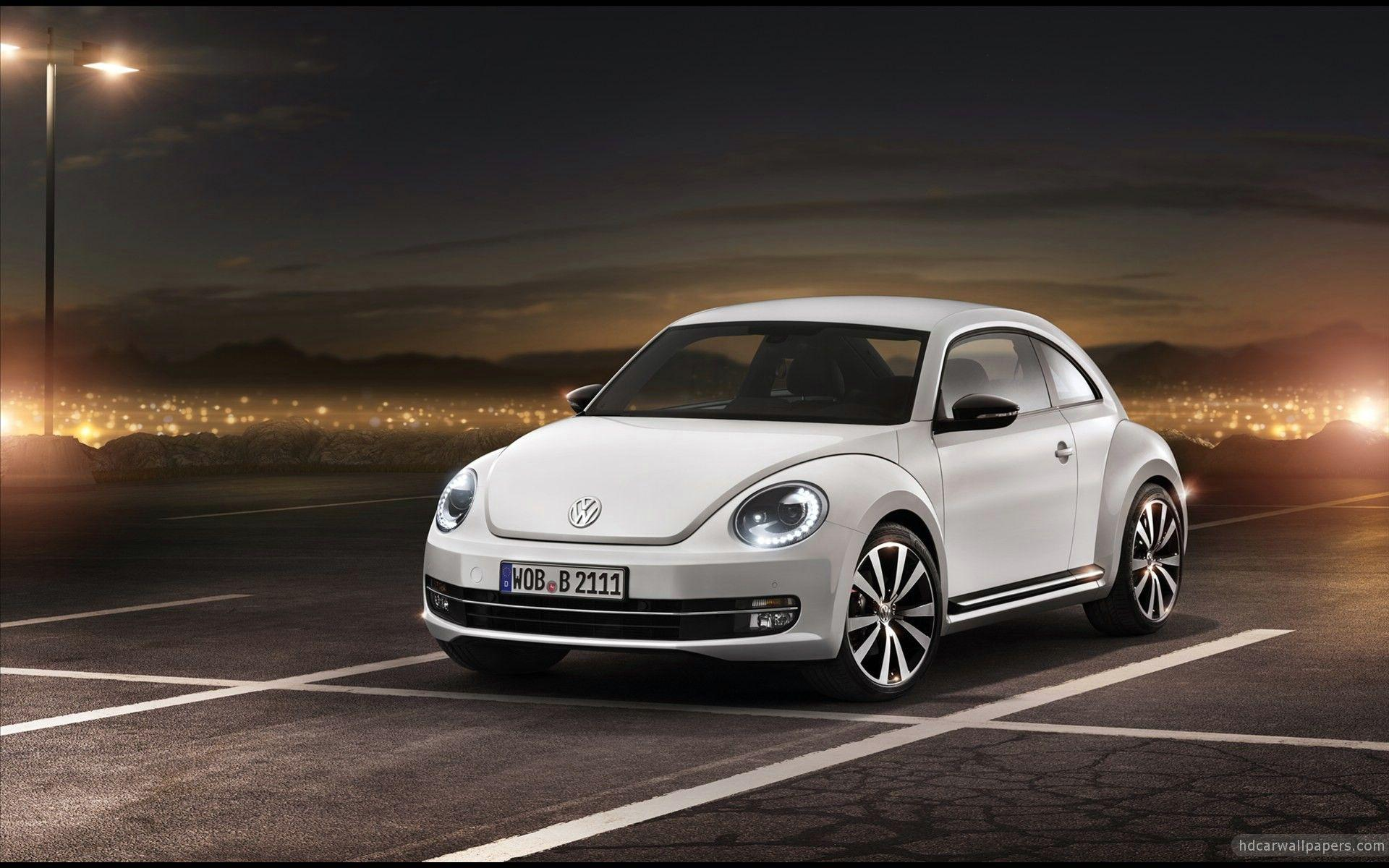 2012 Volkswagen Beetle Wallpapers