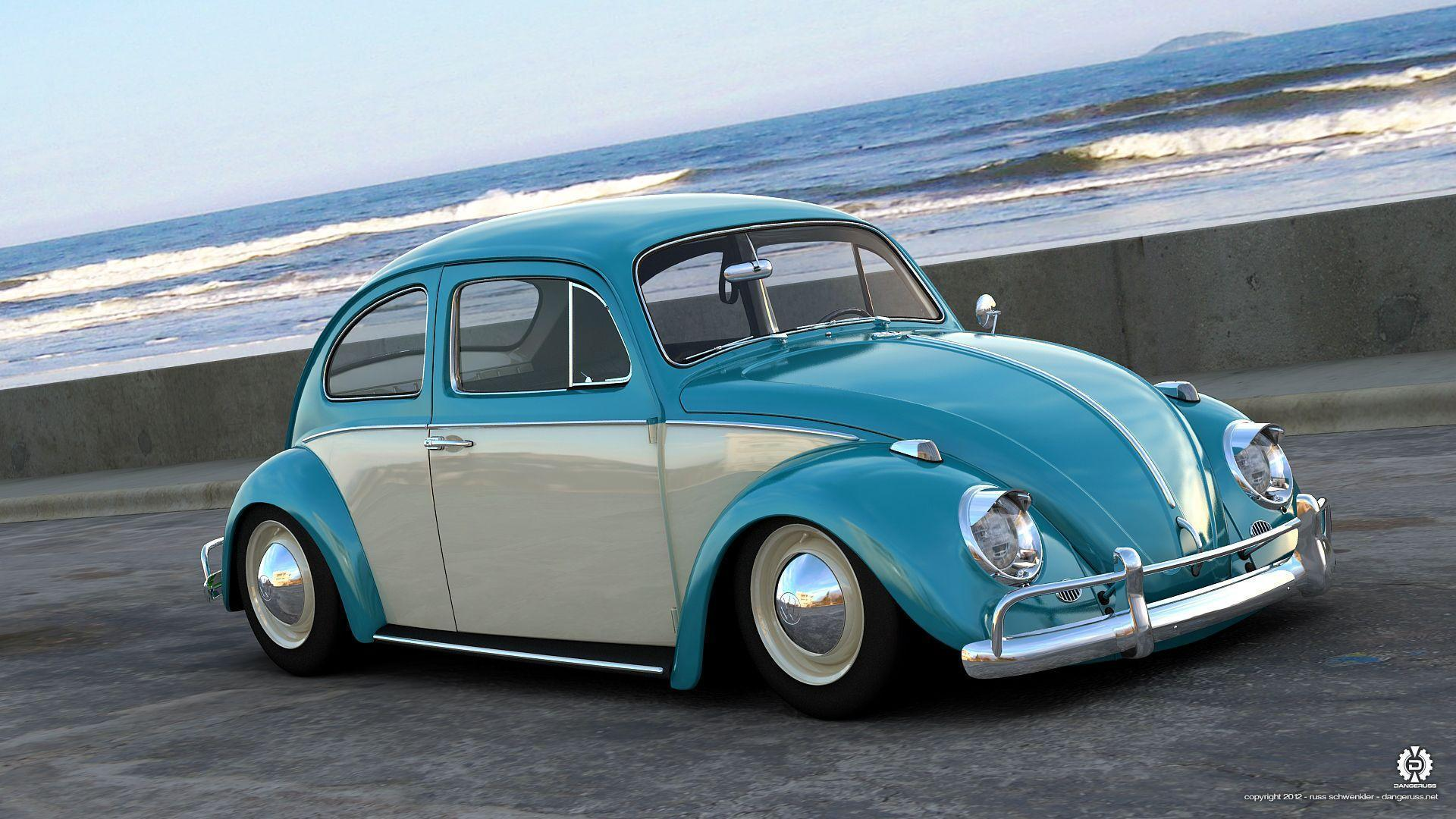 Volkswagen Beetle Computer Wallpapers, Desktop Backgrounds