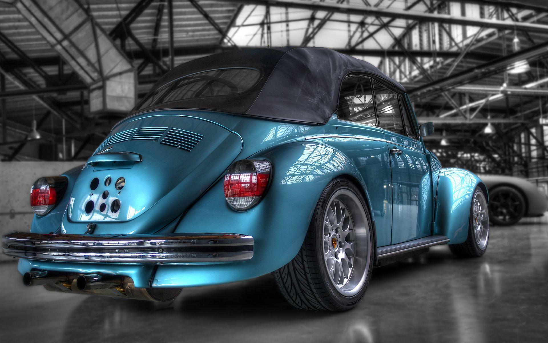 Volkswagen Super Beetle Wallpapers
