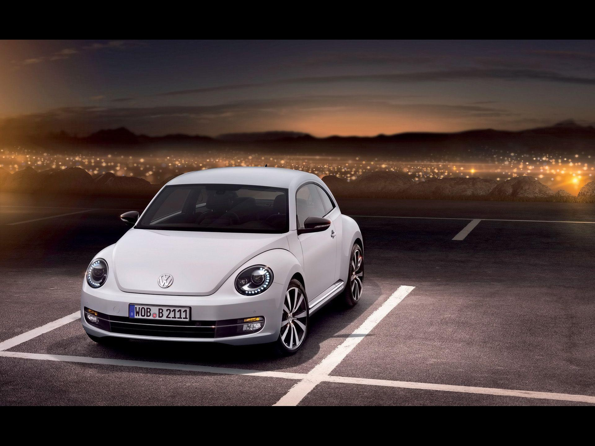 New Volkswagen Beetle wallpapers – wallpapers free download