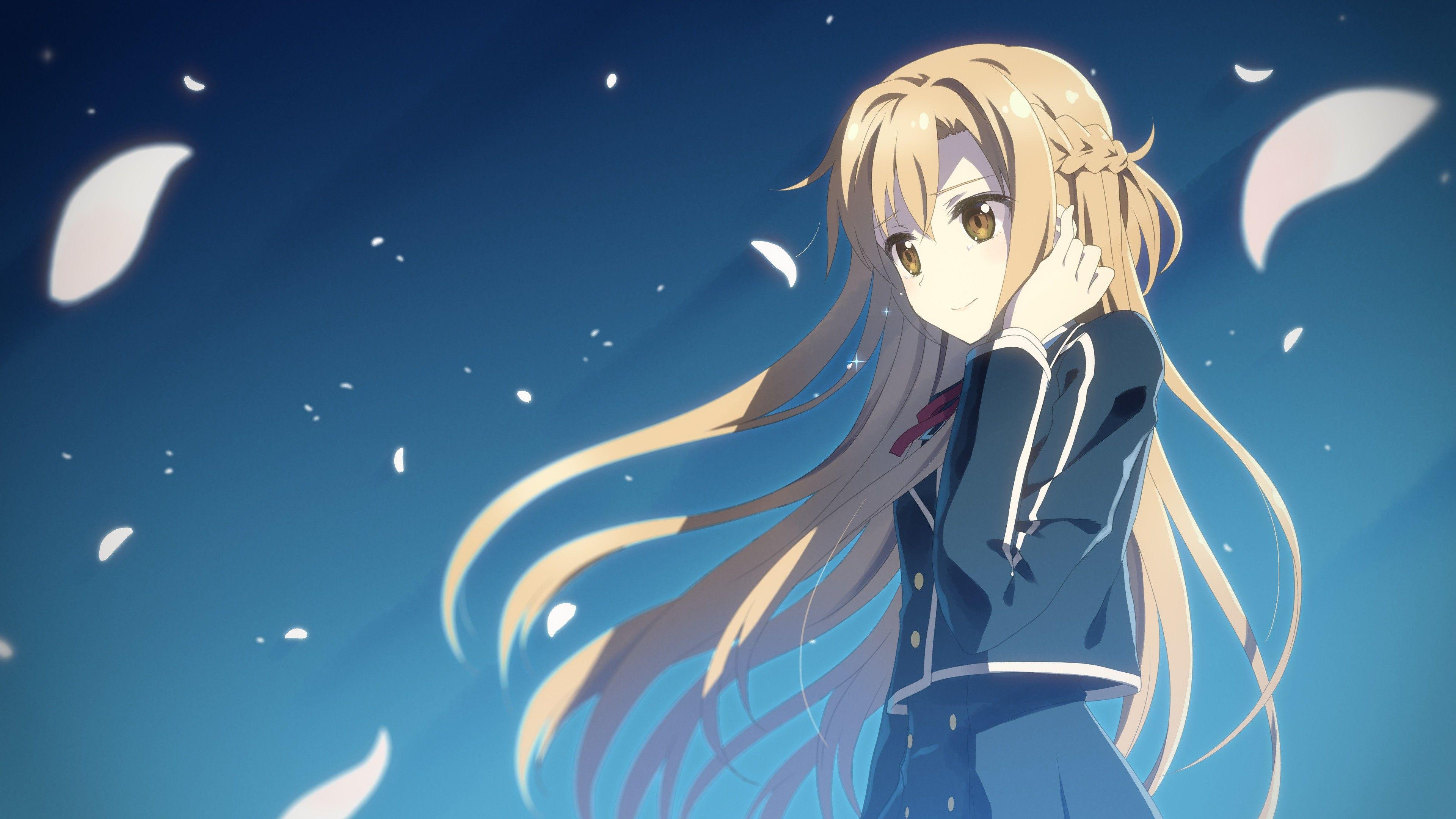 Asuna Wallpapers Wallpaper Cave
