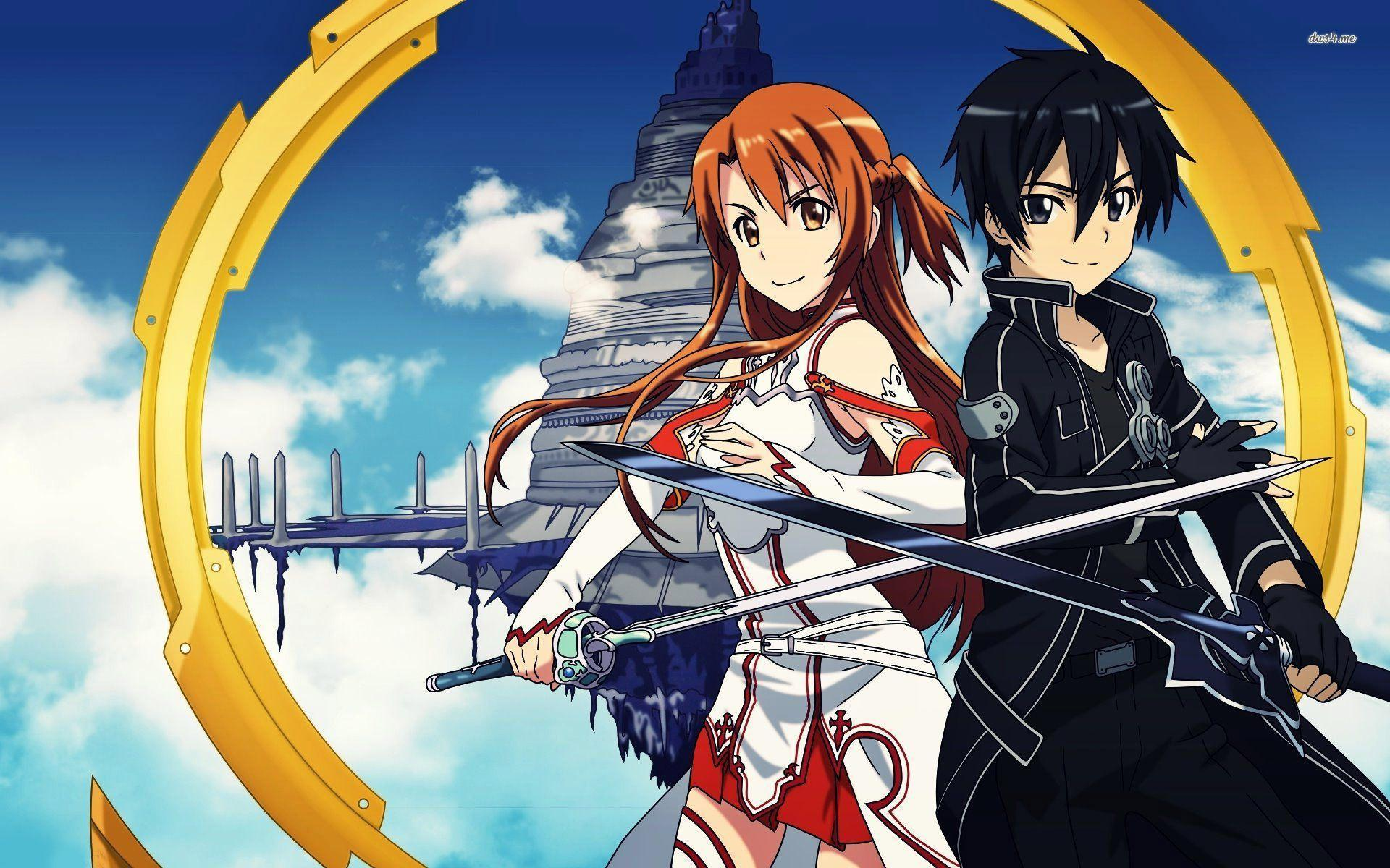 Sword Art Online Wallpapers Asuna