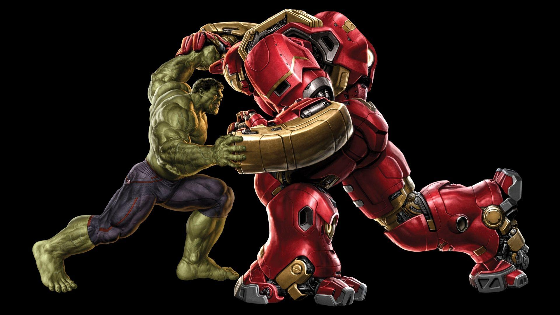 hulkbuster wallpapers wallpaper cave