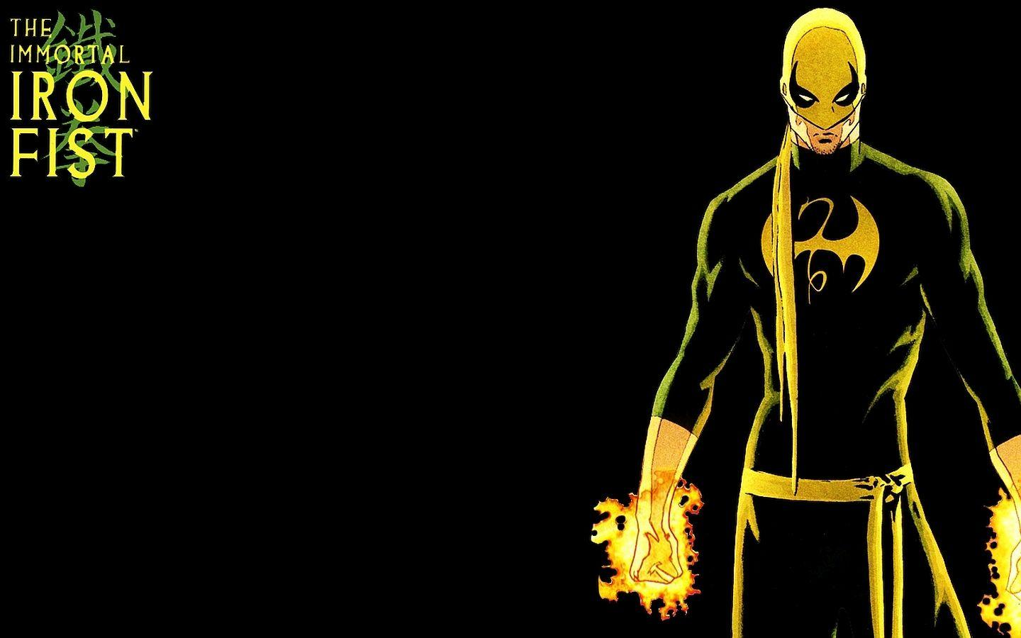 47 Iron Fist HD Wallpapers | Backgrounds - Wallpaper Abyss