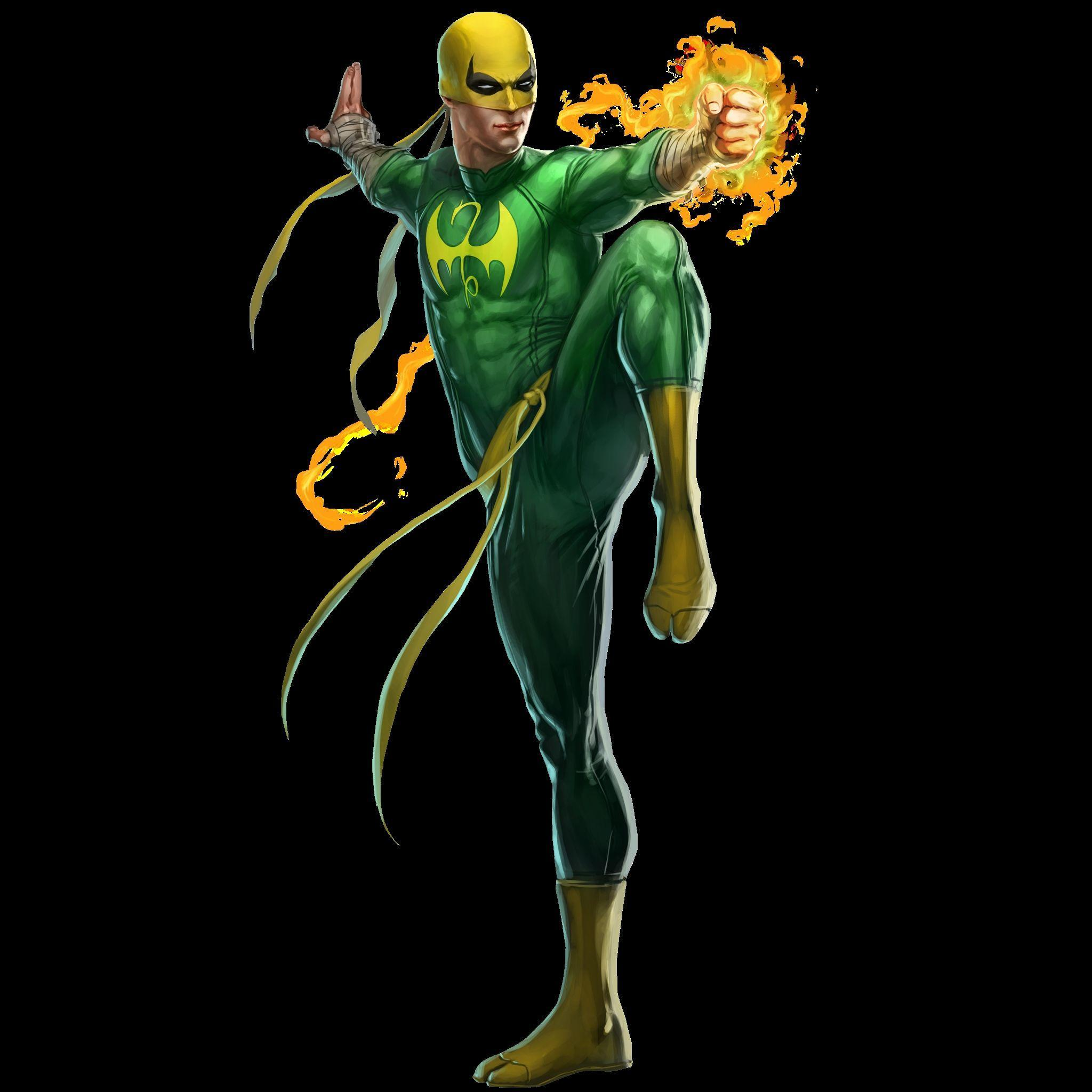 Iron Fist Marvel Hd Wallpapers