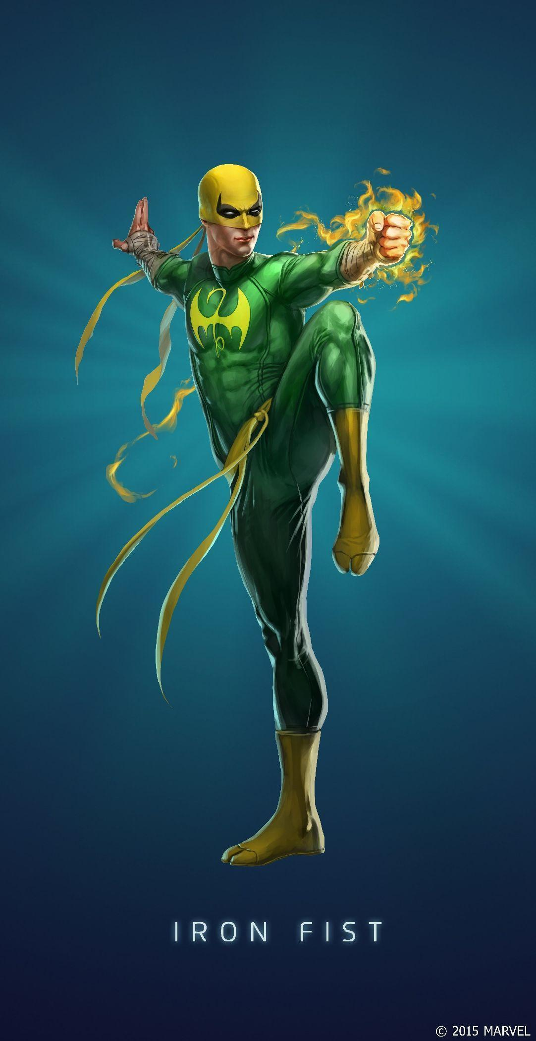 D3 Go! Forums • View topic - Iron Fist Wallpapers - Download Now!