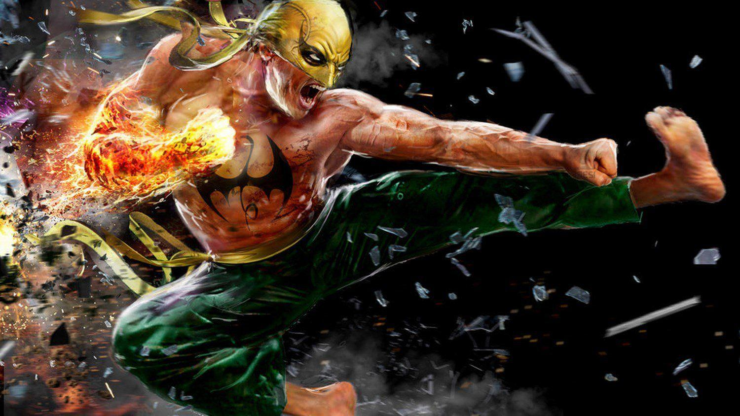Iron Fist Netflix wallpapers HD 2016 in Movies