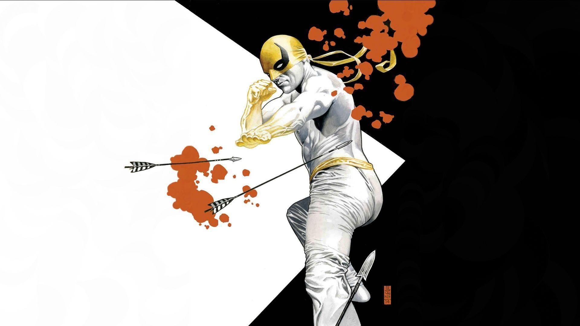 3 Iron Fist: The Living Weapon HD Wallpapers | Backgrounds ...