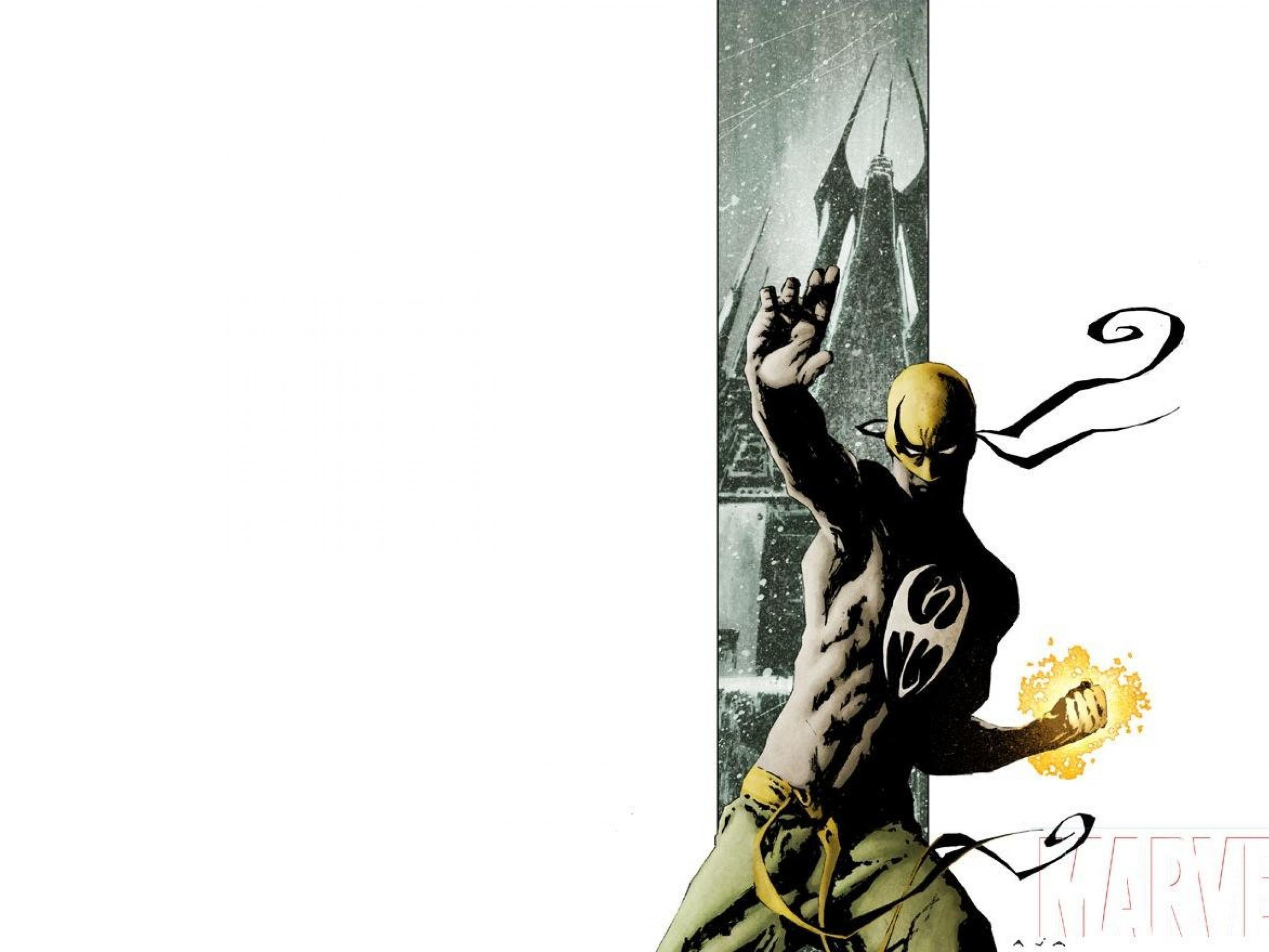 Comics Iron fist HD Wallpapers, Desktop Backgrounds, Mobile ...
