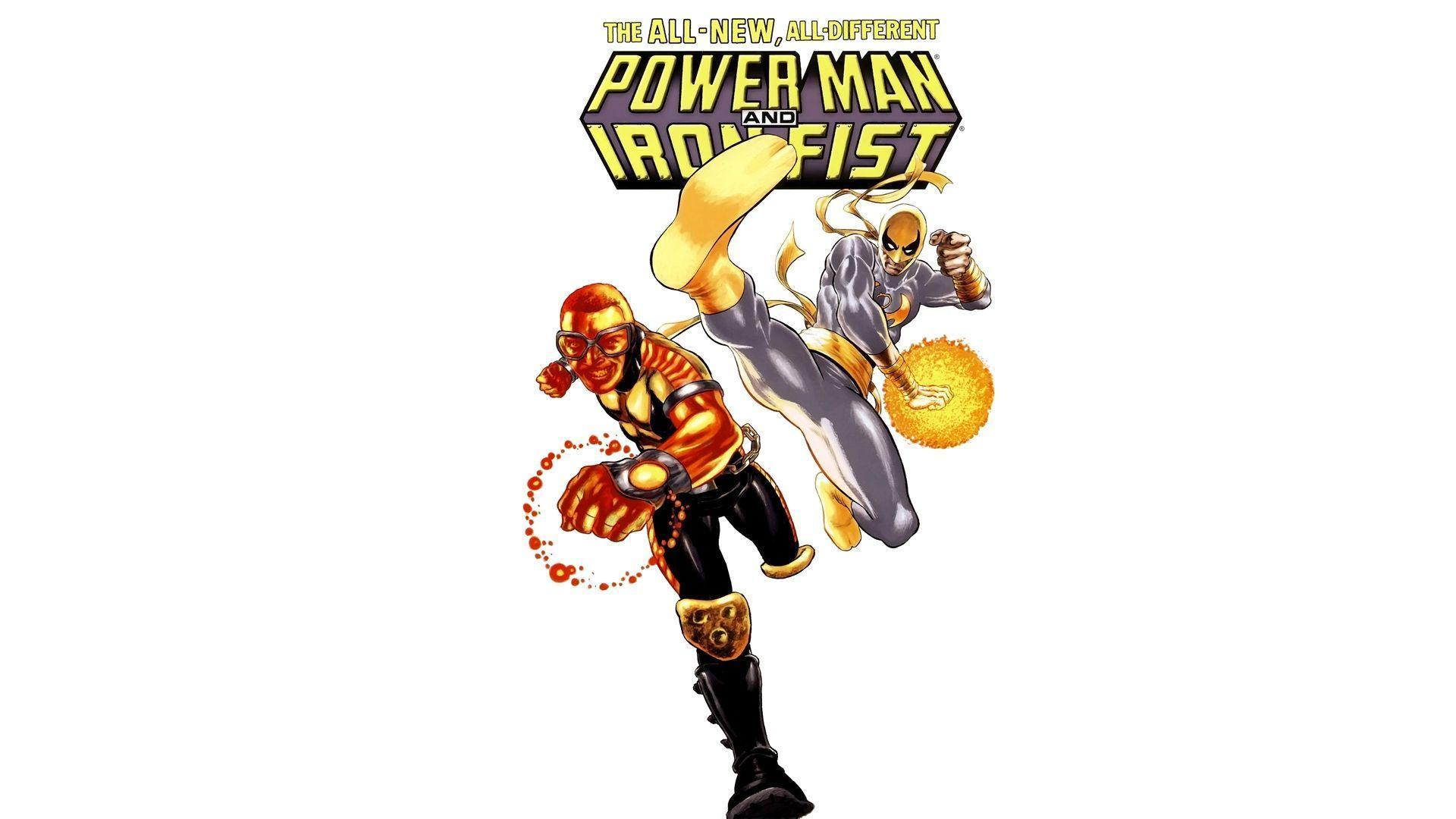 1 Power Man & Iron Fist HD Wallpapers | Backgrounds - Wallpaper Abyss