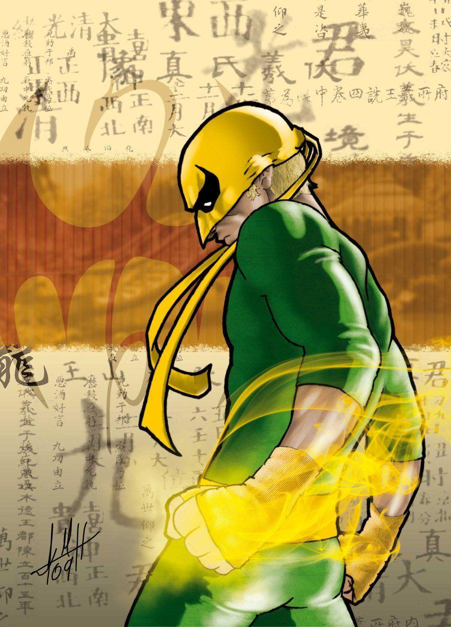 1000+ images about Iron Fist on Pinterest | Patrick o'brian ...