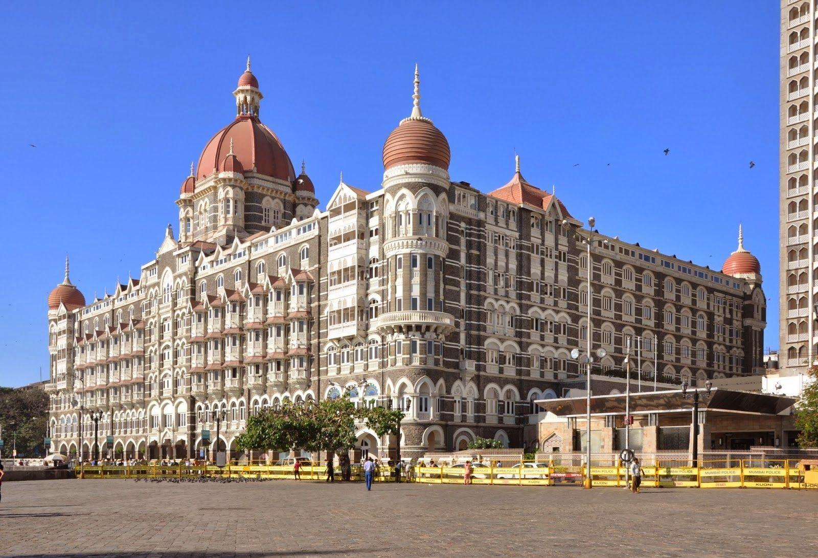 The Taj Mahal Hotel Mumbai HD Wallpapers