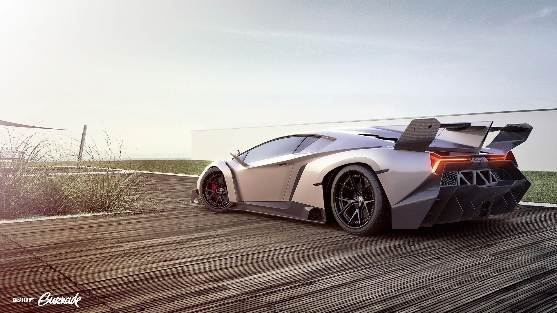 Lamborghini Veneno Wallpapers - Wallpaper Cave