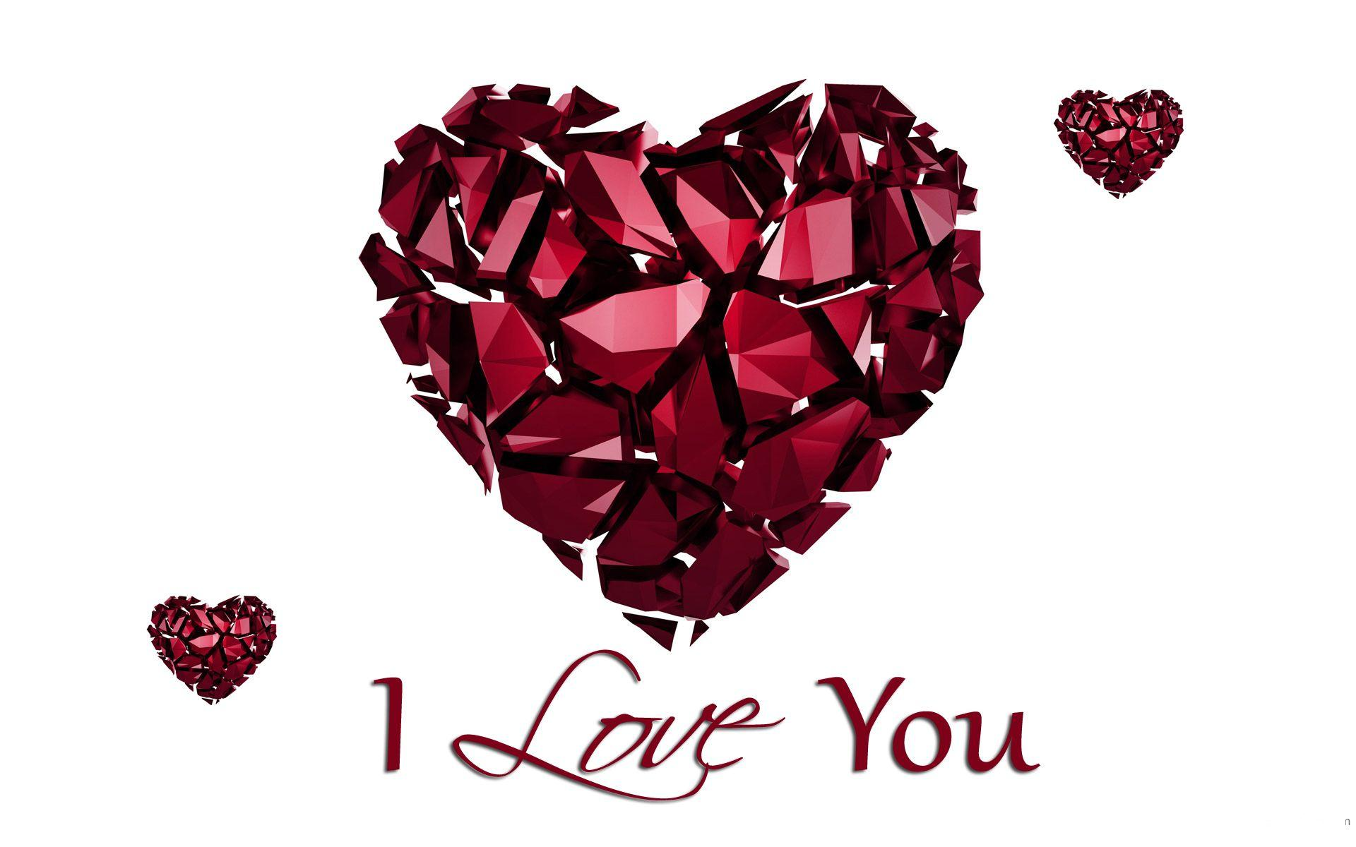 Love You Wallpaper 3d : I Love You Image Wallpapers - Wallpaper cave