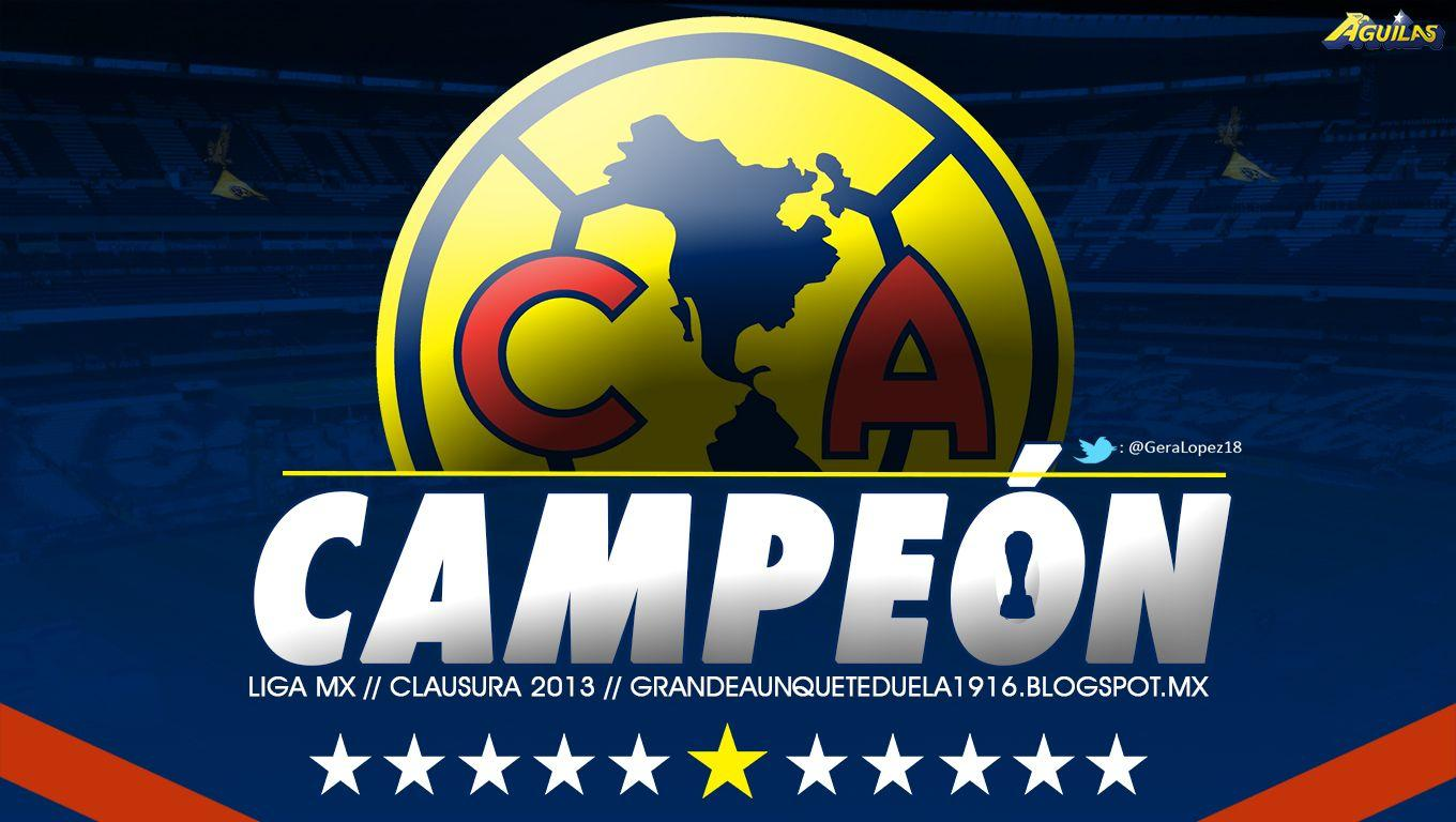 Club America Campeon 12 96898