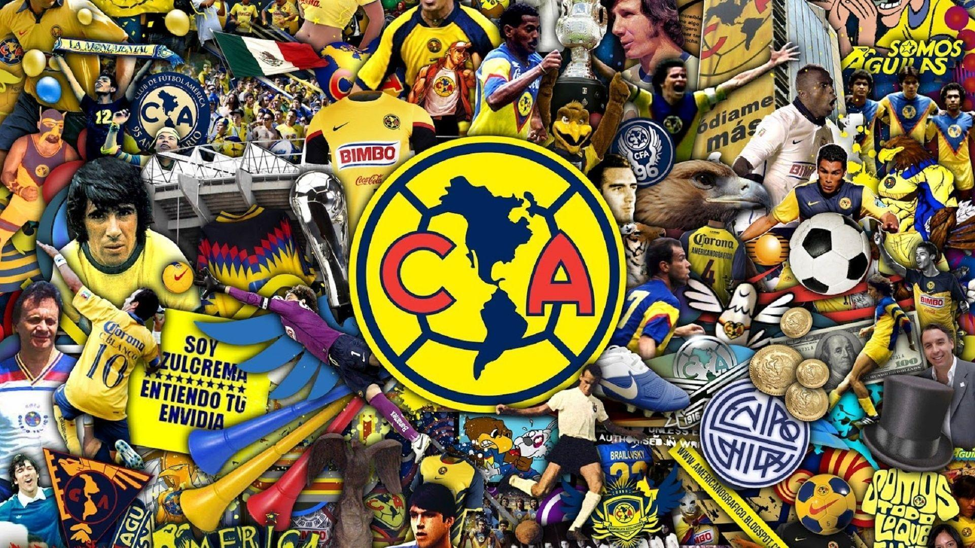 1920x1080 Football, Club America, Football Club America Wallpapers