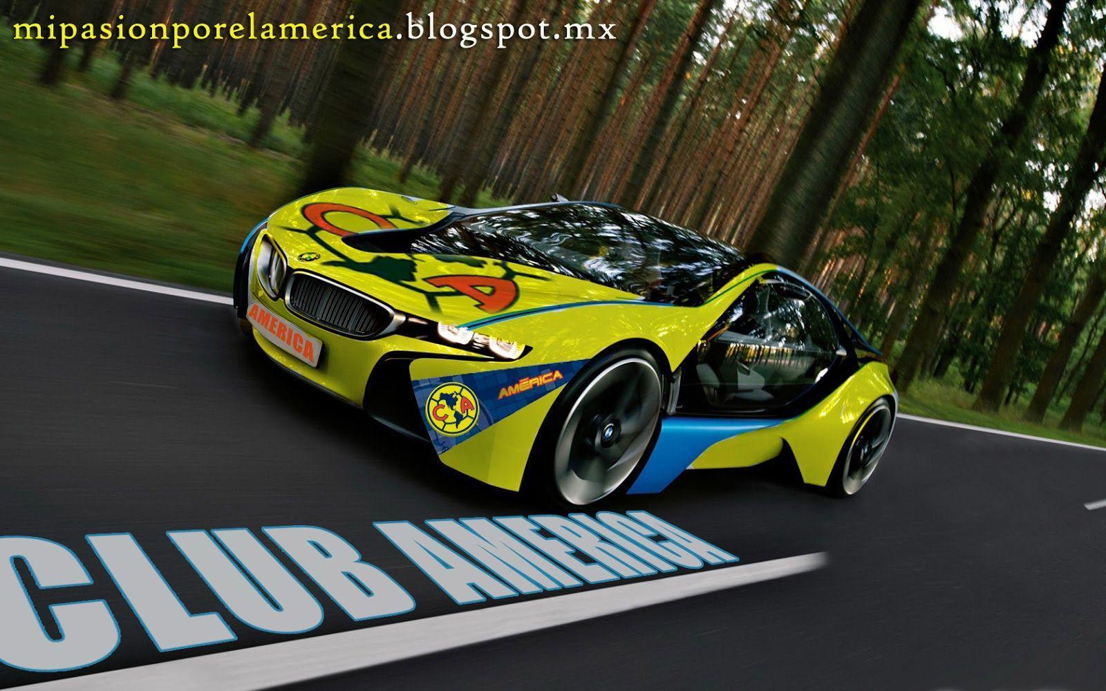 Wallpapers, Club america and BMW