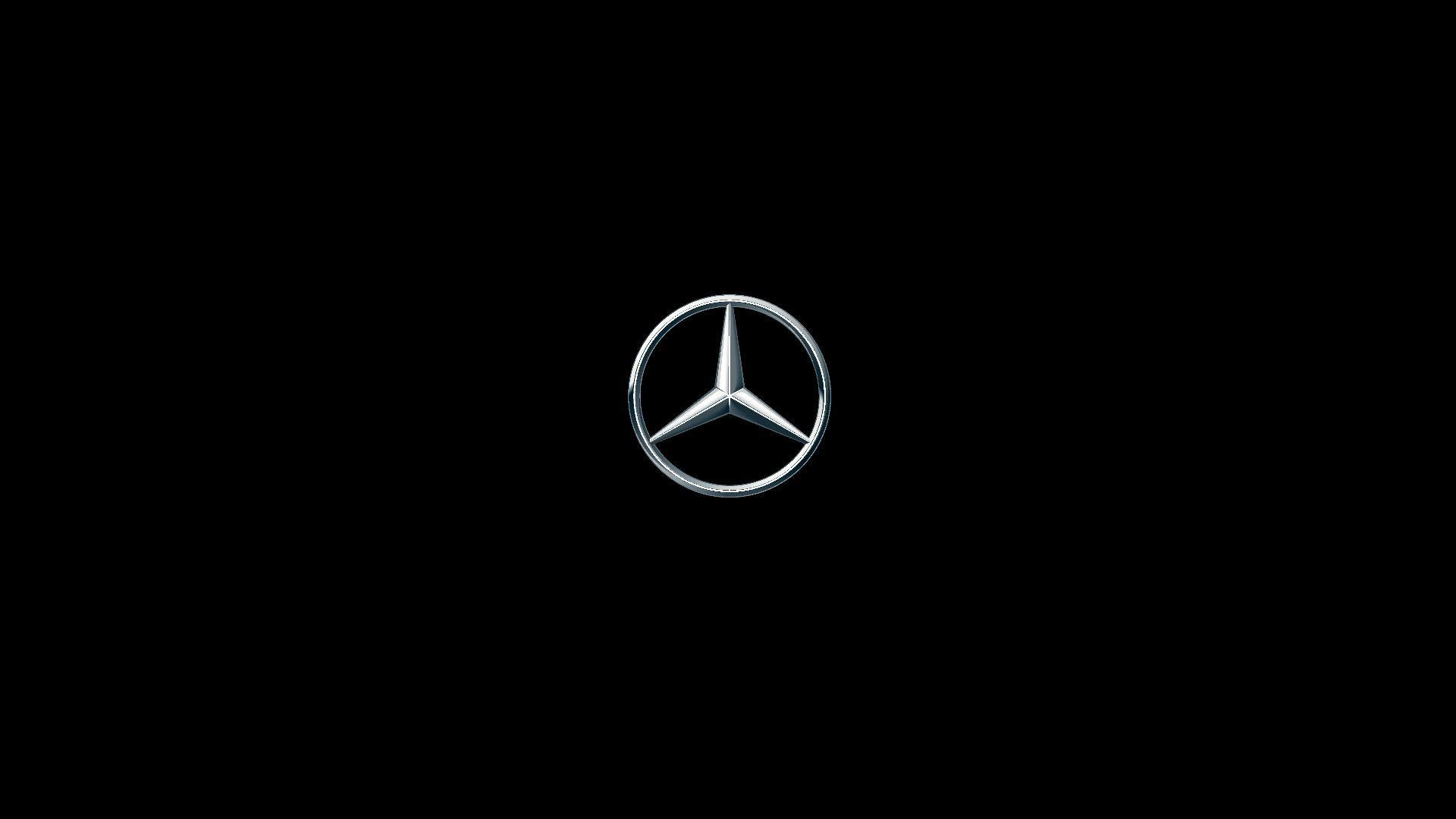 benz logo wallpapers wallpaper - photo #6