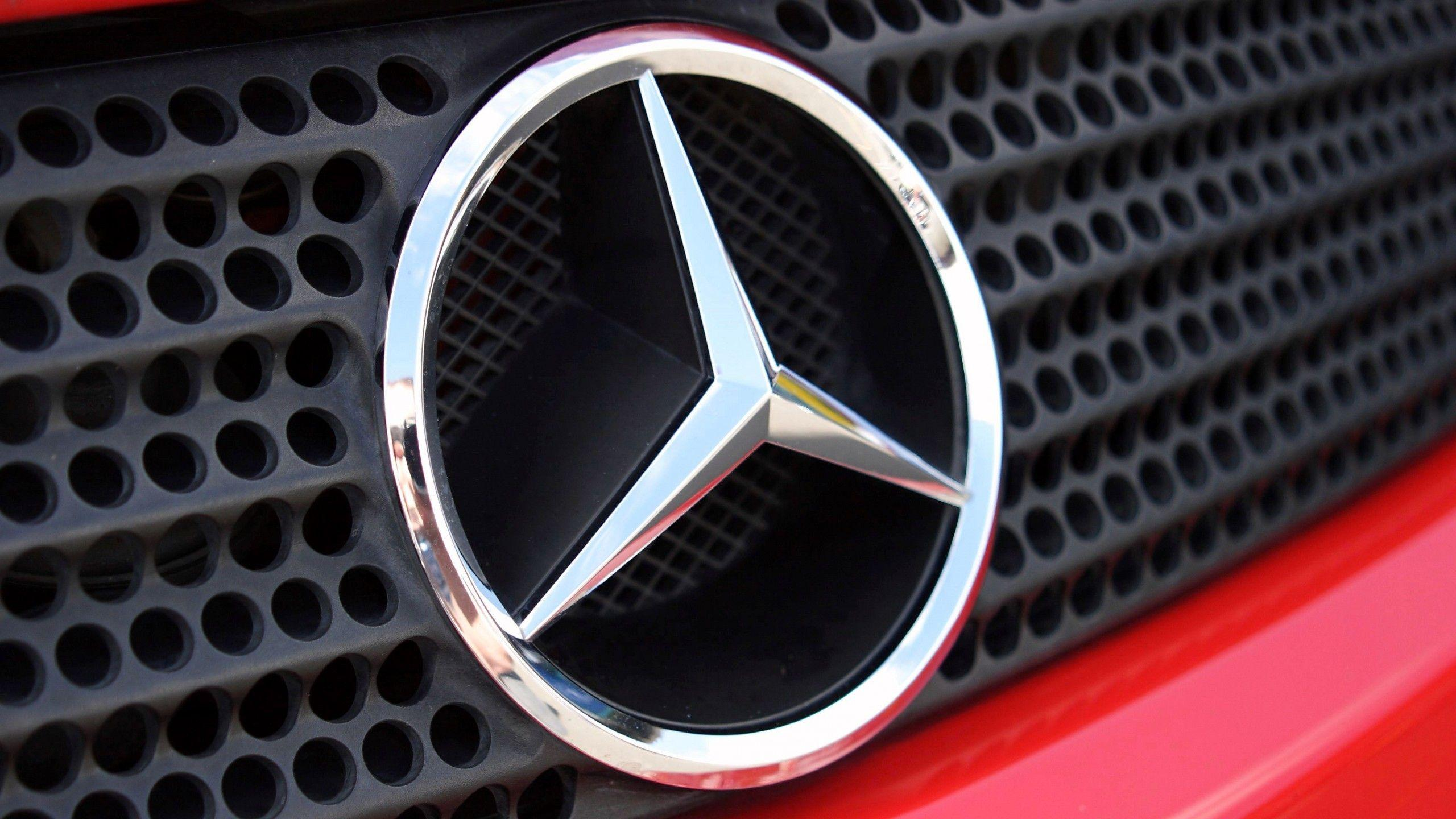 mercedes logo wallpaper - slubne-suknie