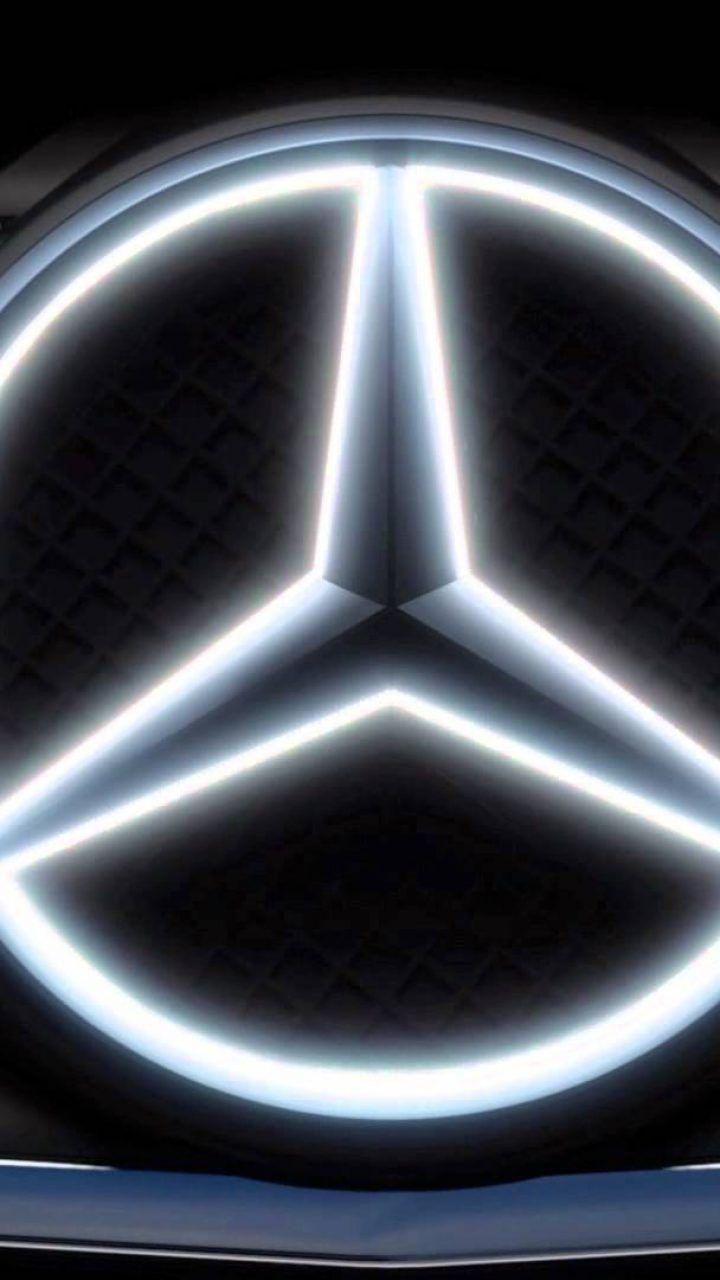 Mercedes Logo Wallpapers - Wallpaper Cave