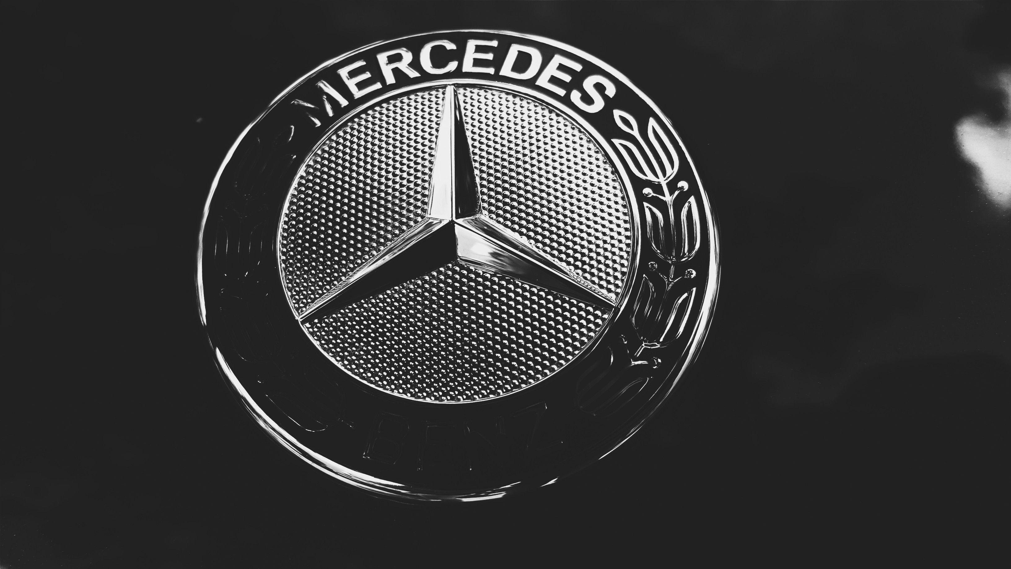 benz logo wallpapers wallpaper - photo #16