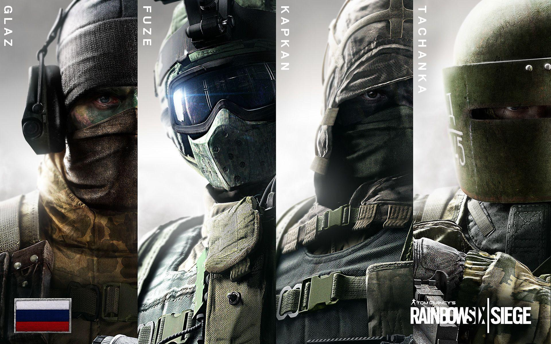 60 Tom Clancy's Rainbow Six: Siege HD Wallpapers | Backgrounds ...