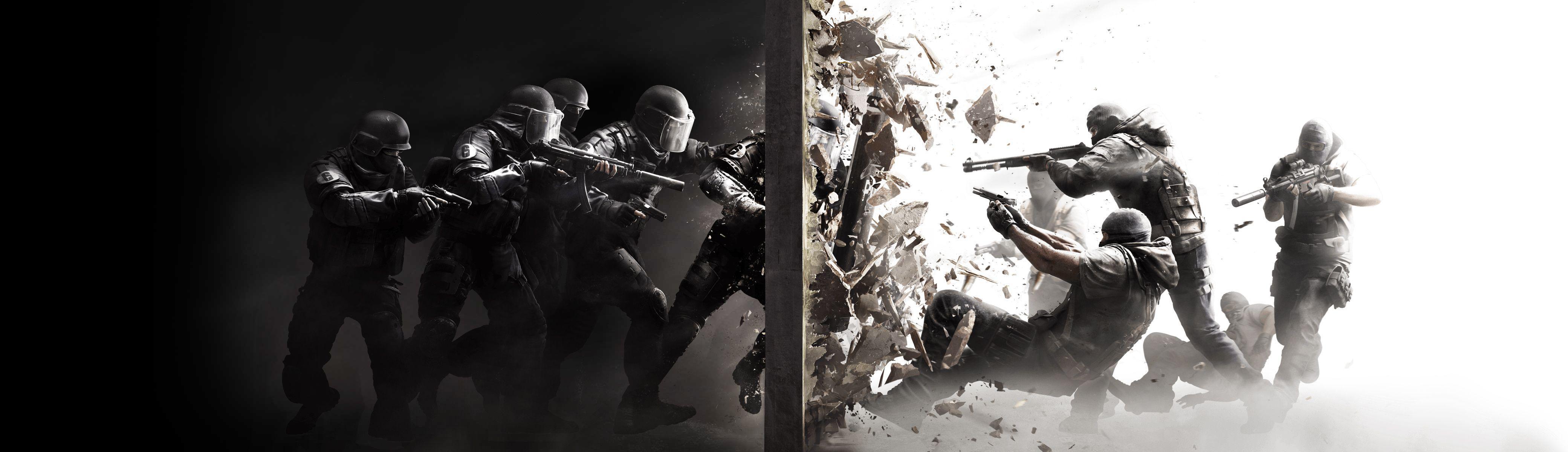 Tom Clancy's Rainbow Six: Siege Computer Wallpapers, Desktop ...