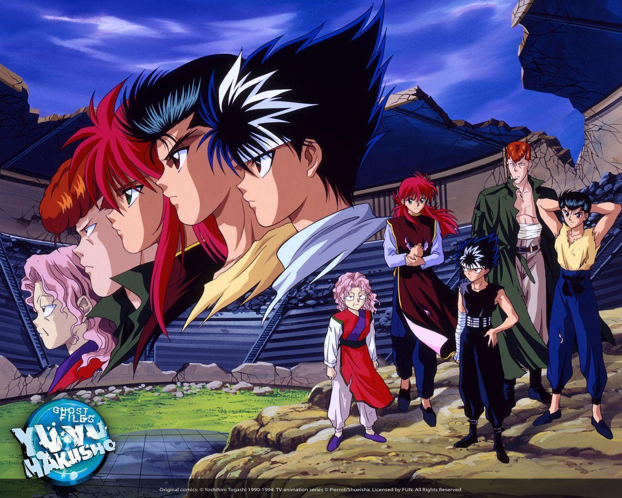 Yu Yu Hakusho Wallpapers Wallpaper Cave