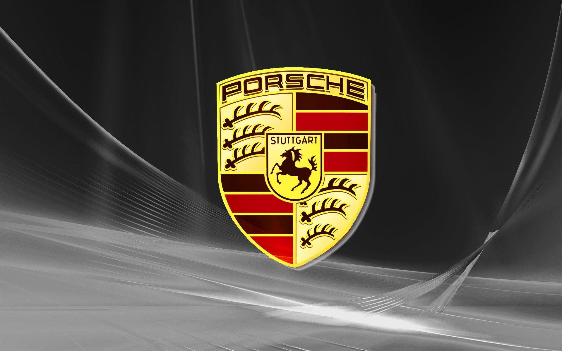 Car Brands Logo >> Porsche Logo Wallpapers - Wallpaper Cave