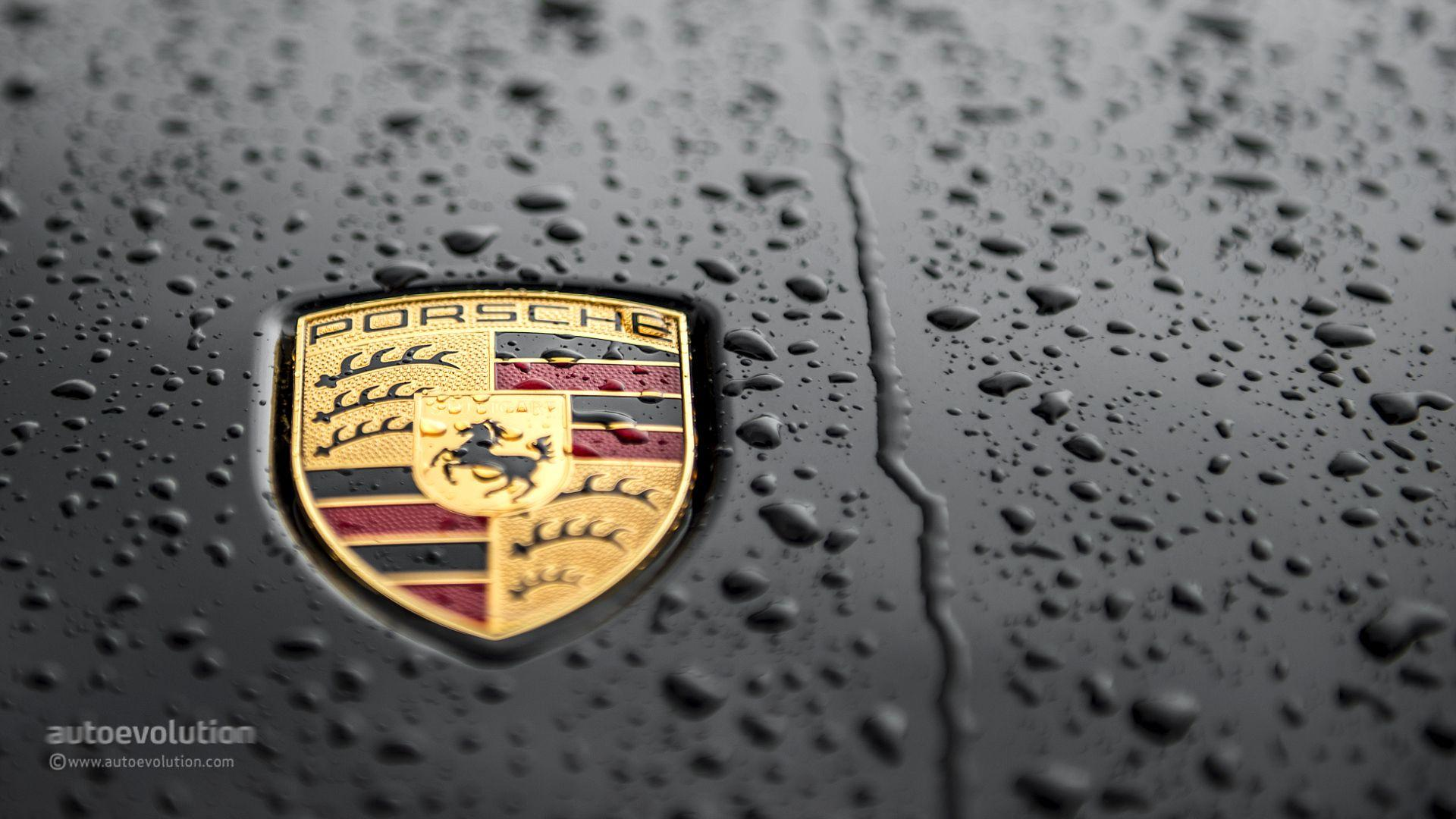 porsche logo wallpapers wallpaper cave