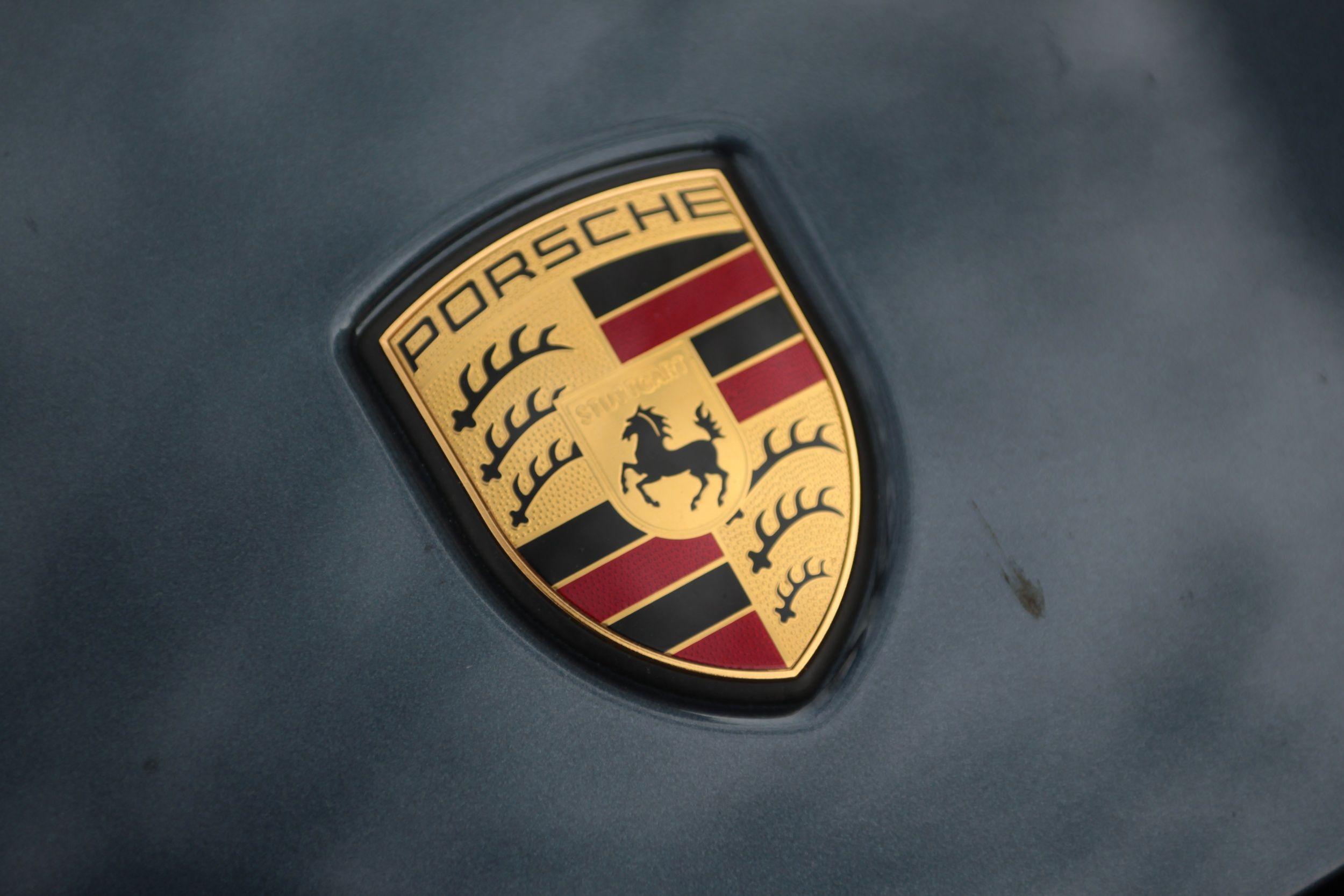 Porsche Hd Wallpapers 1080p: Porsche Logo Wallpapers