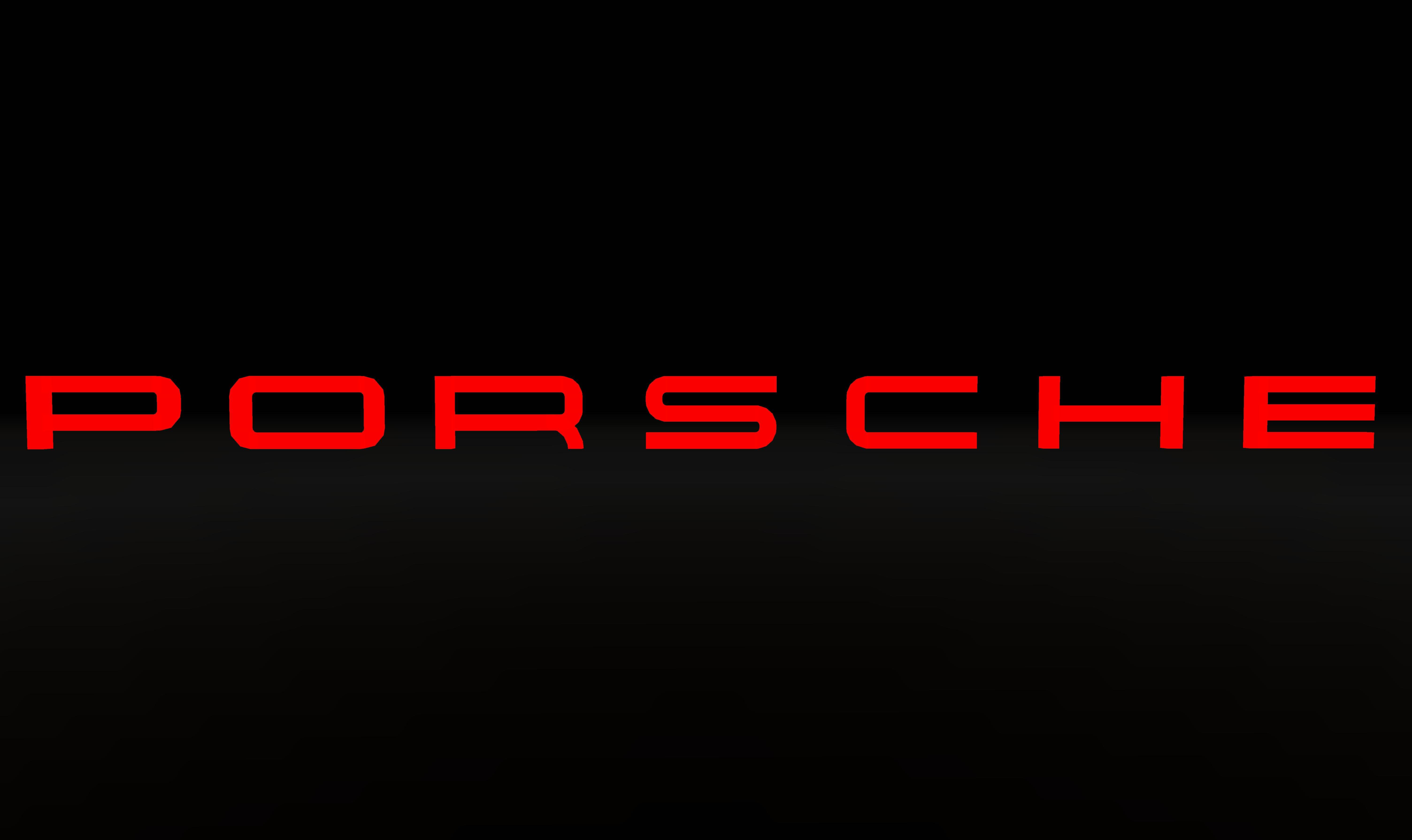 Porsche Logo Wallpapers Wallpaper Cave