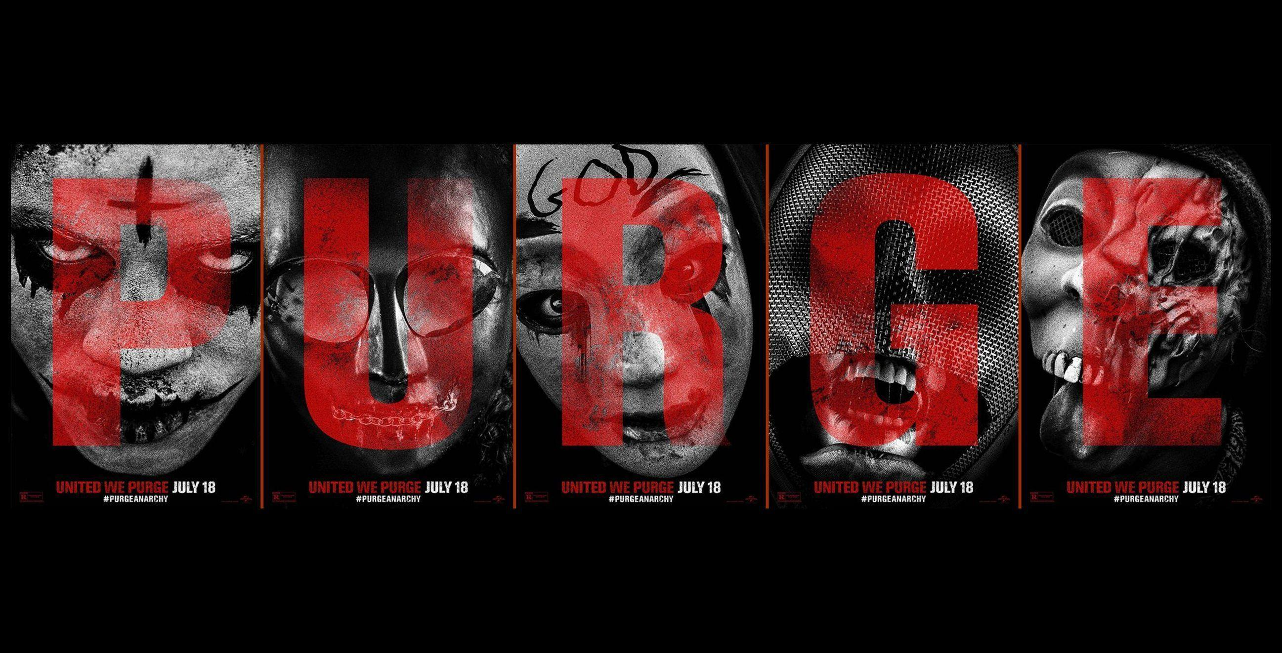 The Purge Election Year Poster Wallpapers: The Purge Wallpapers