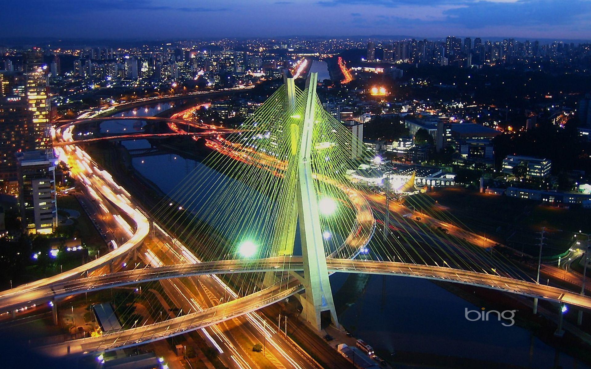 São Paulo- Störst stad i Sydamerika