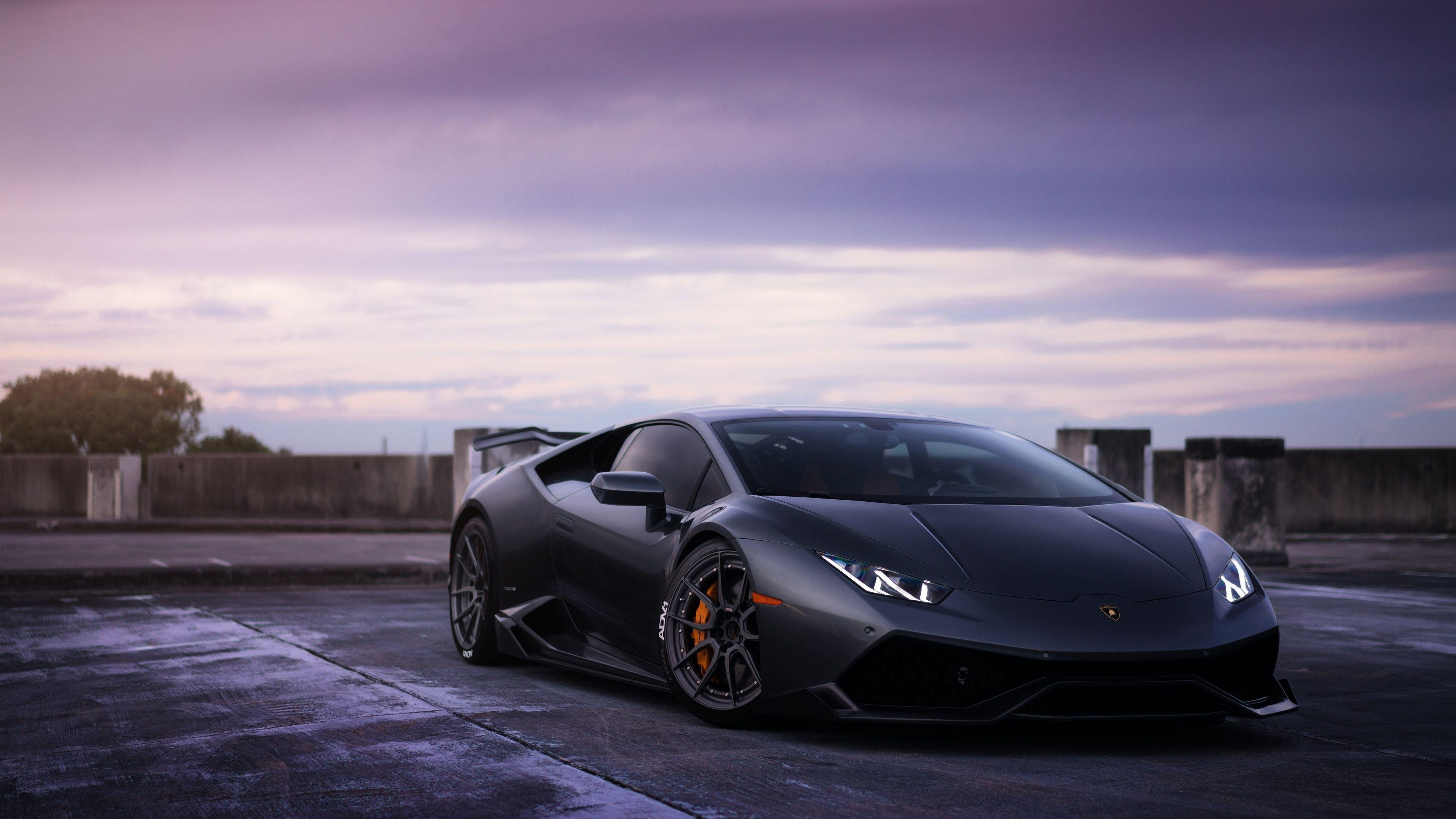 Lamborghini Huracan On Adv Wallpaper Hd Car Wallpapers